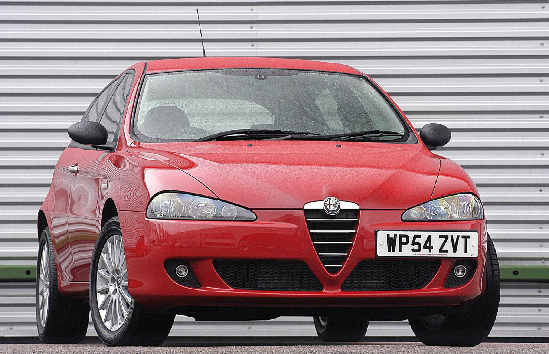 Alfa Romeo 147 HD Background