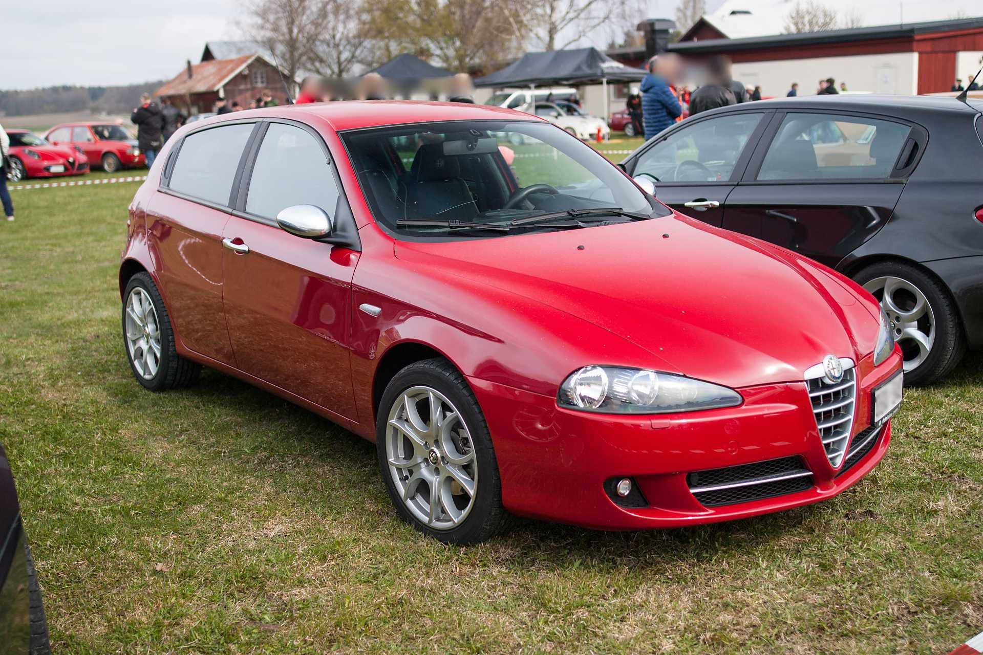 Alfa Romeo 147 Widescreen