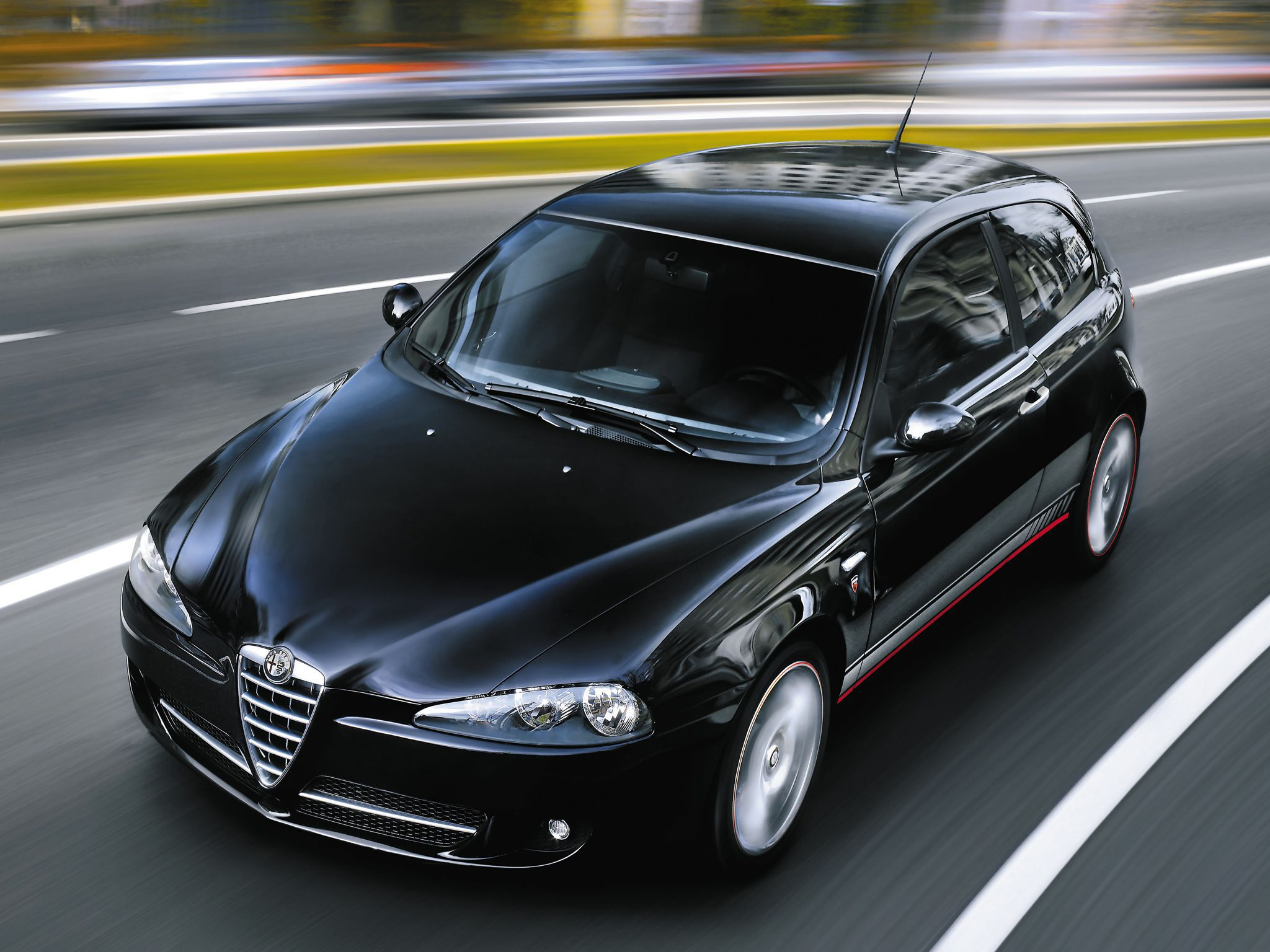 Alfa Romeo 147 For Desktop