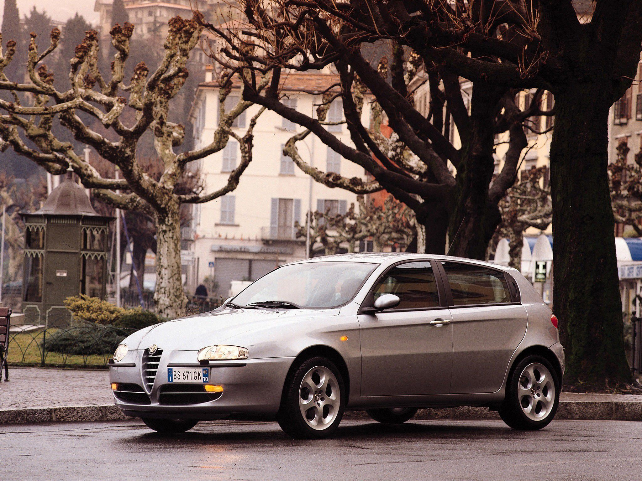 Alfa Romeo 147 Wallpaper Pack