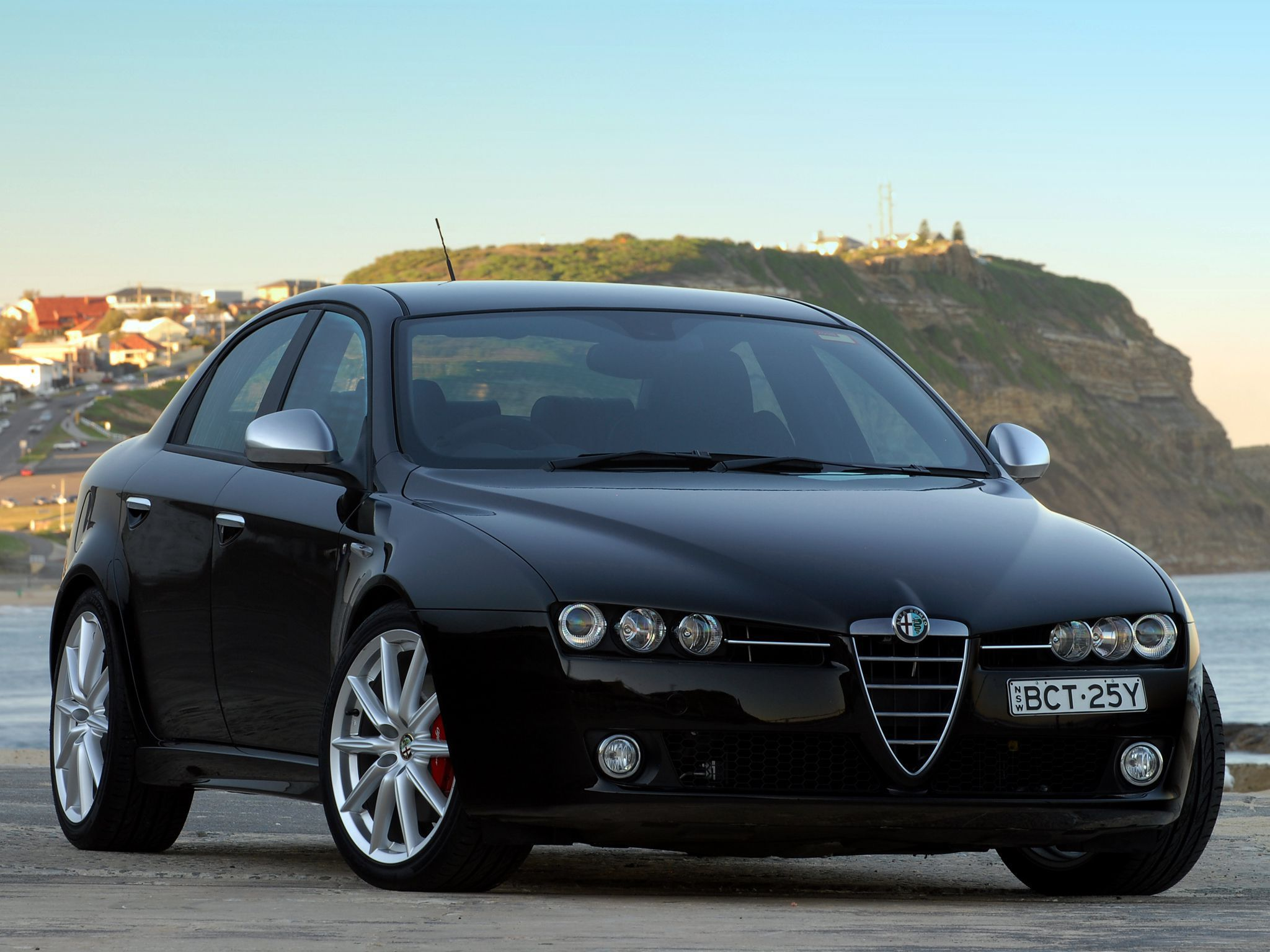 Alfa Romeo 159 High Quality Wallpapers