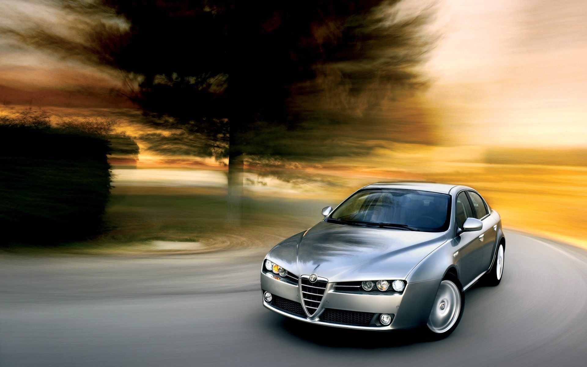 Alfa Romeo 159 Wallpaper