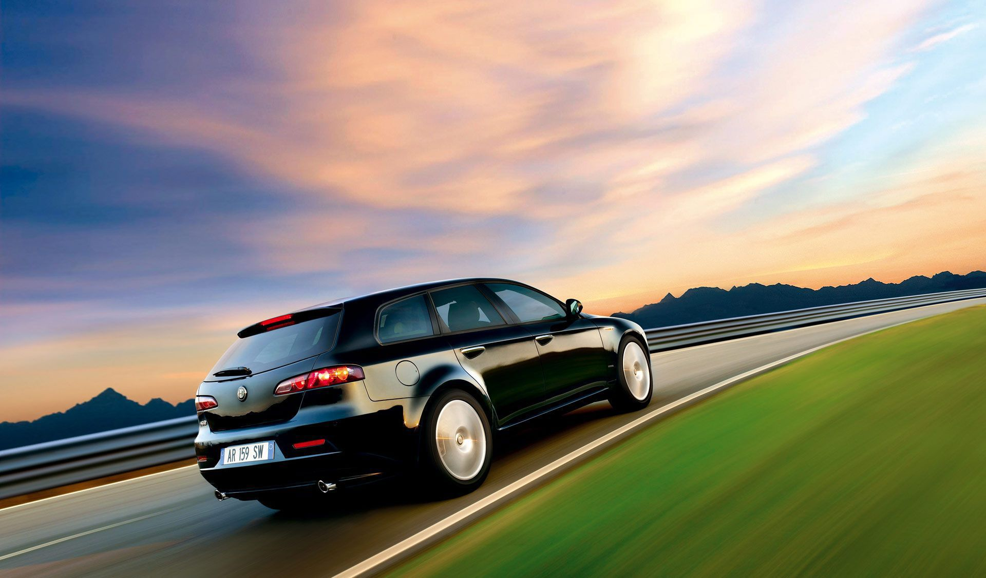 Alfa Romeo 159 Wallpapers HD