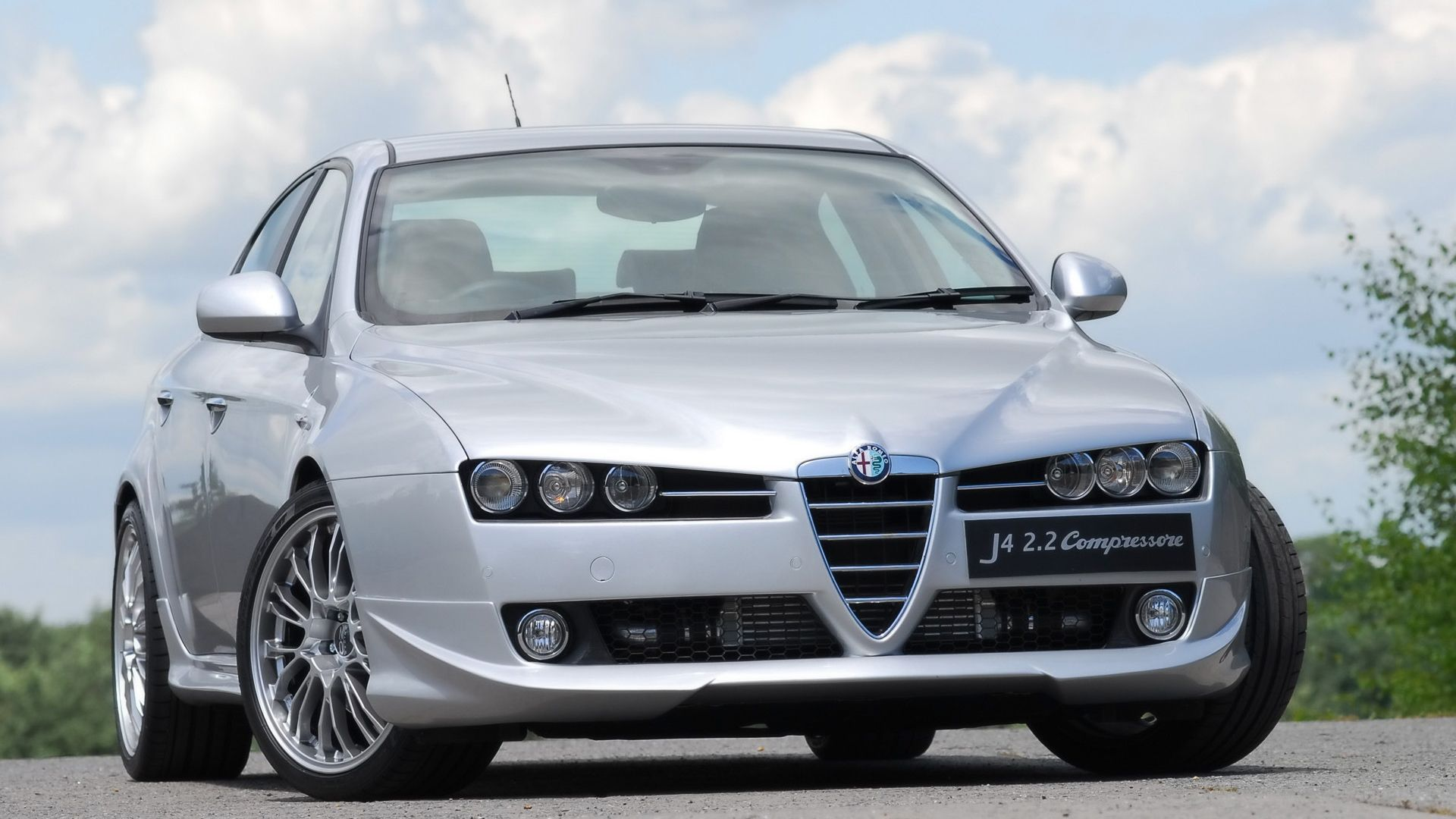 Alfa Romeo 159 Wallpapers
