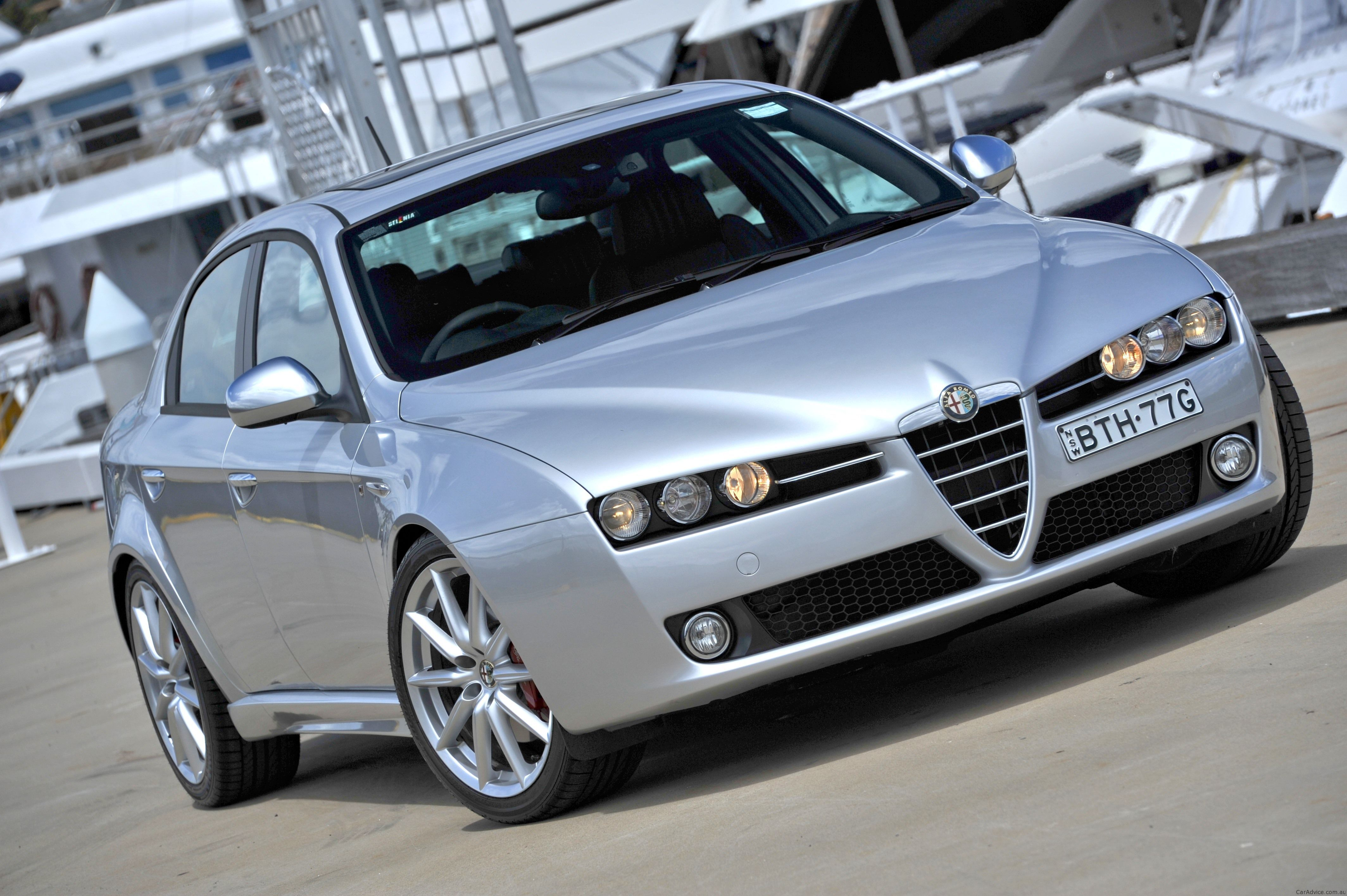 Alfa Romeo 159 For Desktop