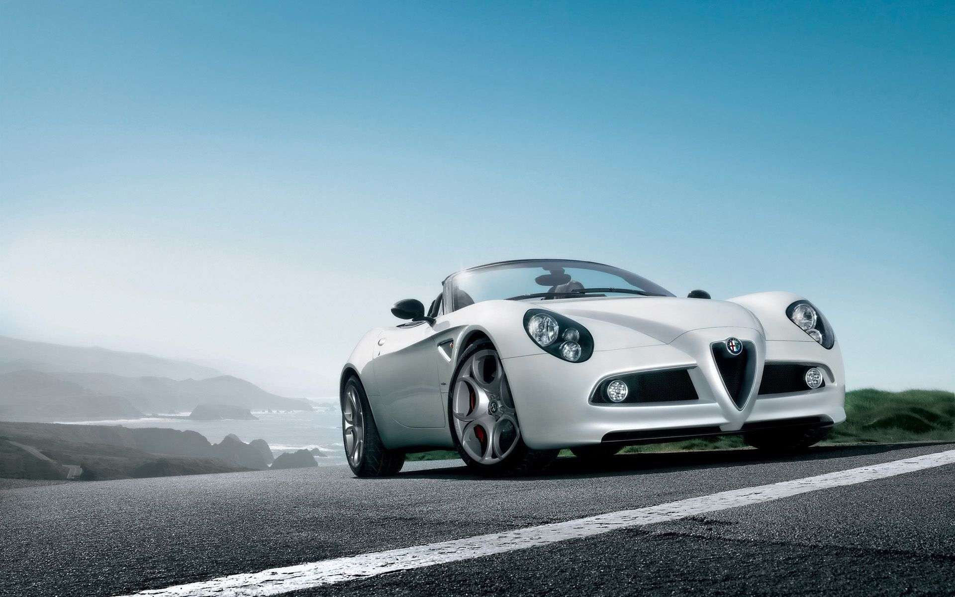 Alfa Romeo 4c High Definition Wallpapers