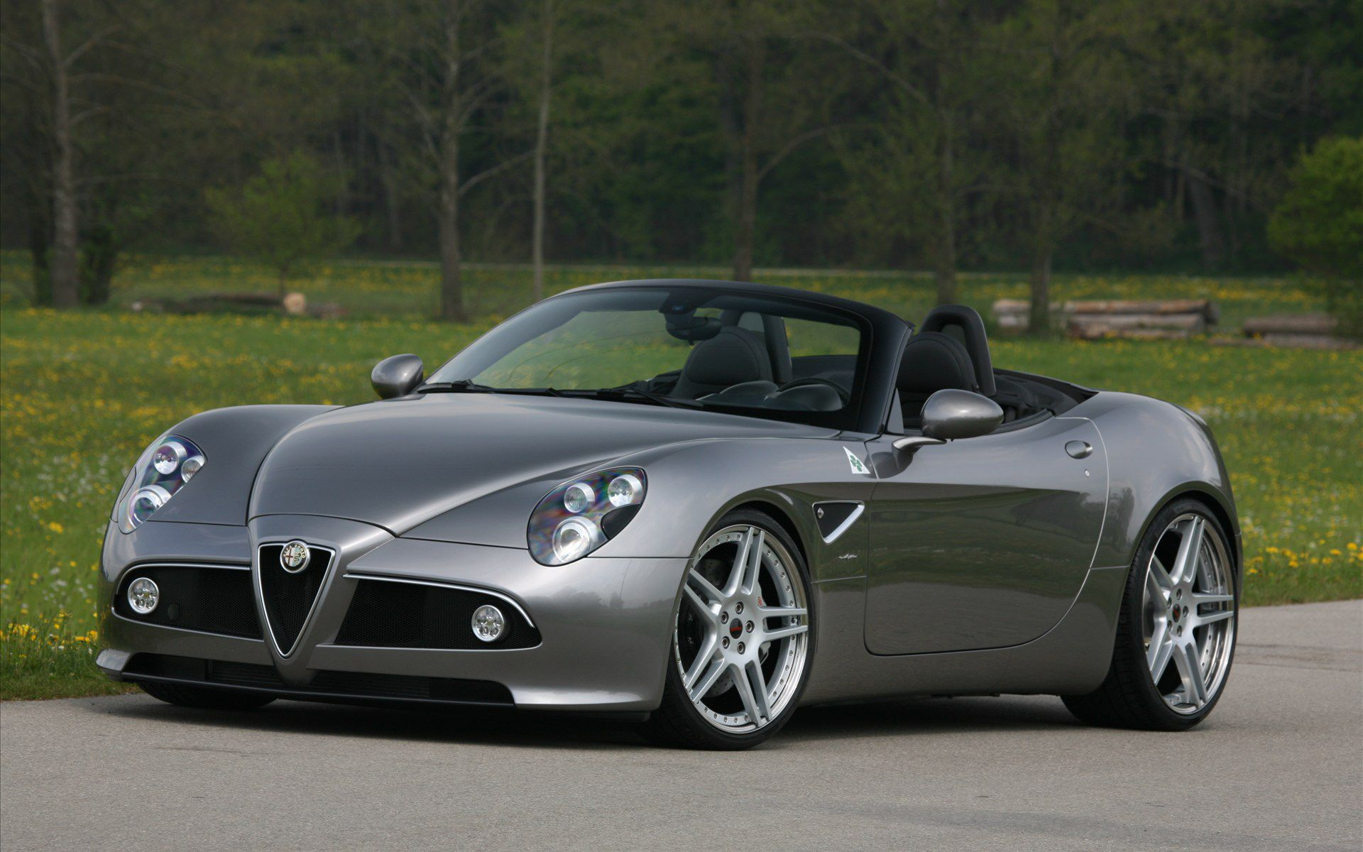 Alfa Romeo 4c Photos