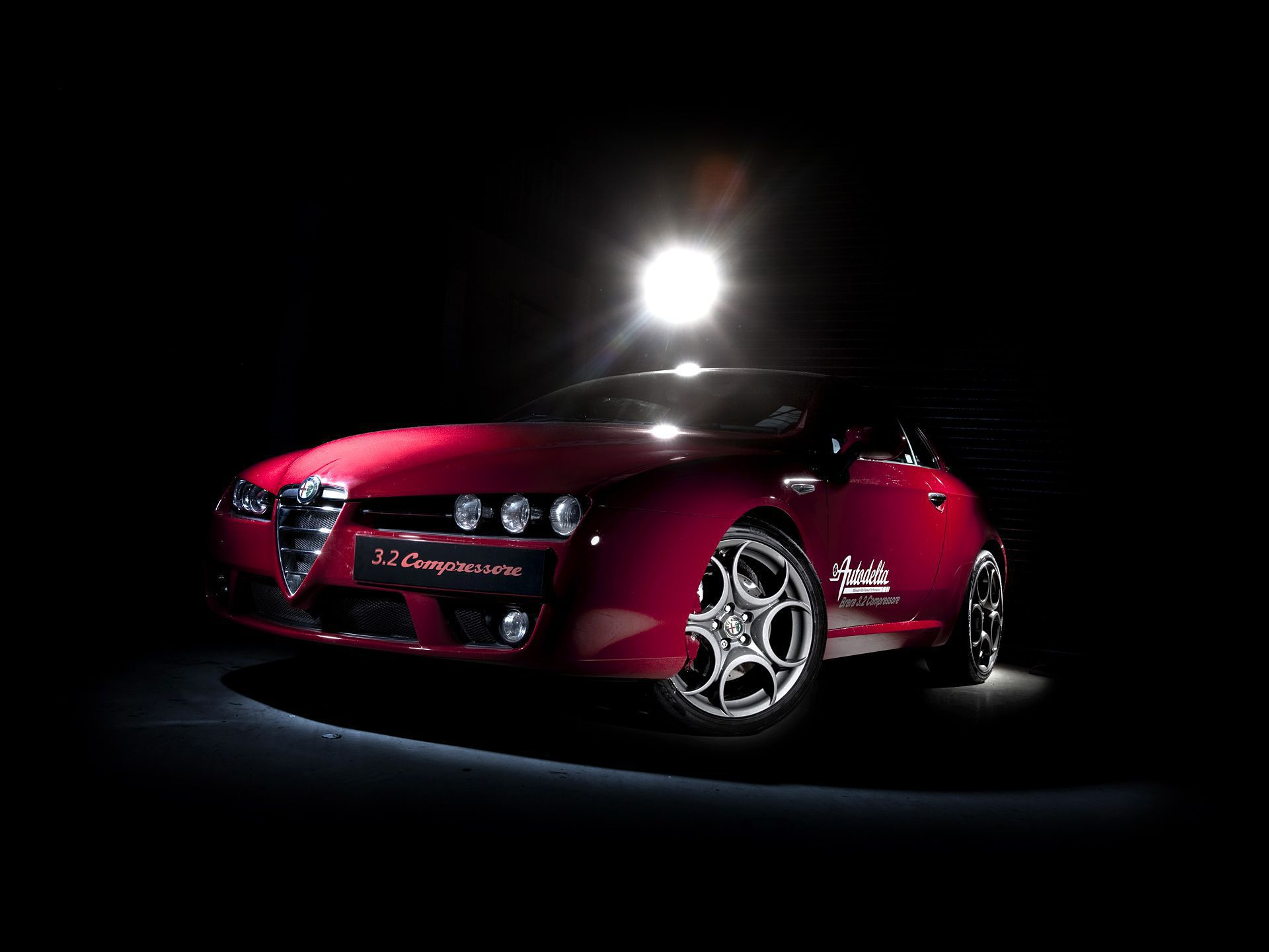 Alfa Romeo Brera Beautiful