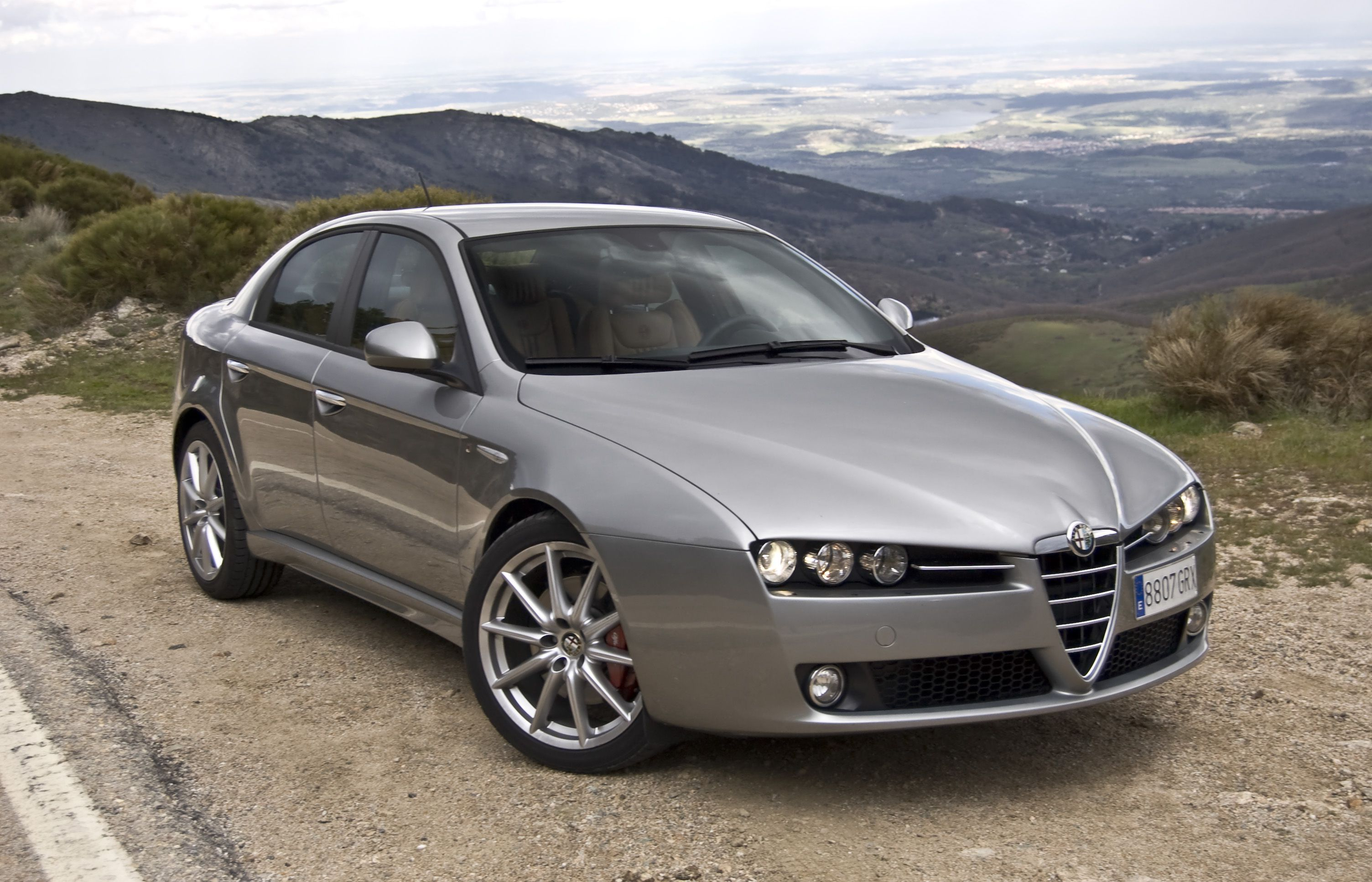 Alfa Romeo Brera High Definition Wallpapers