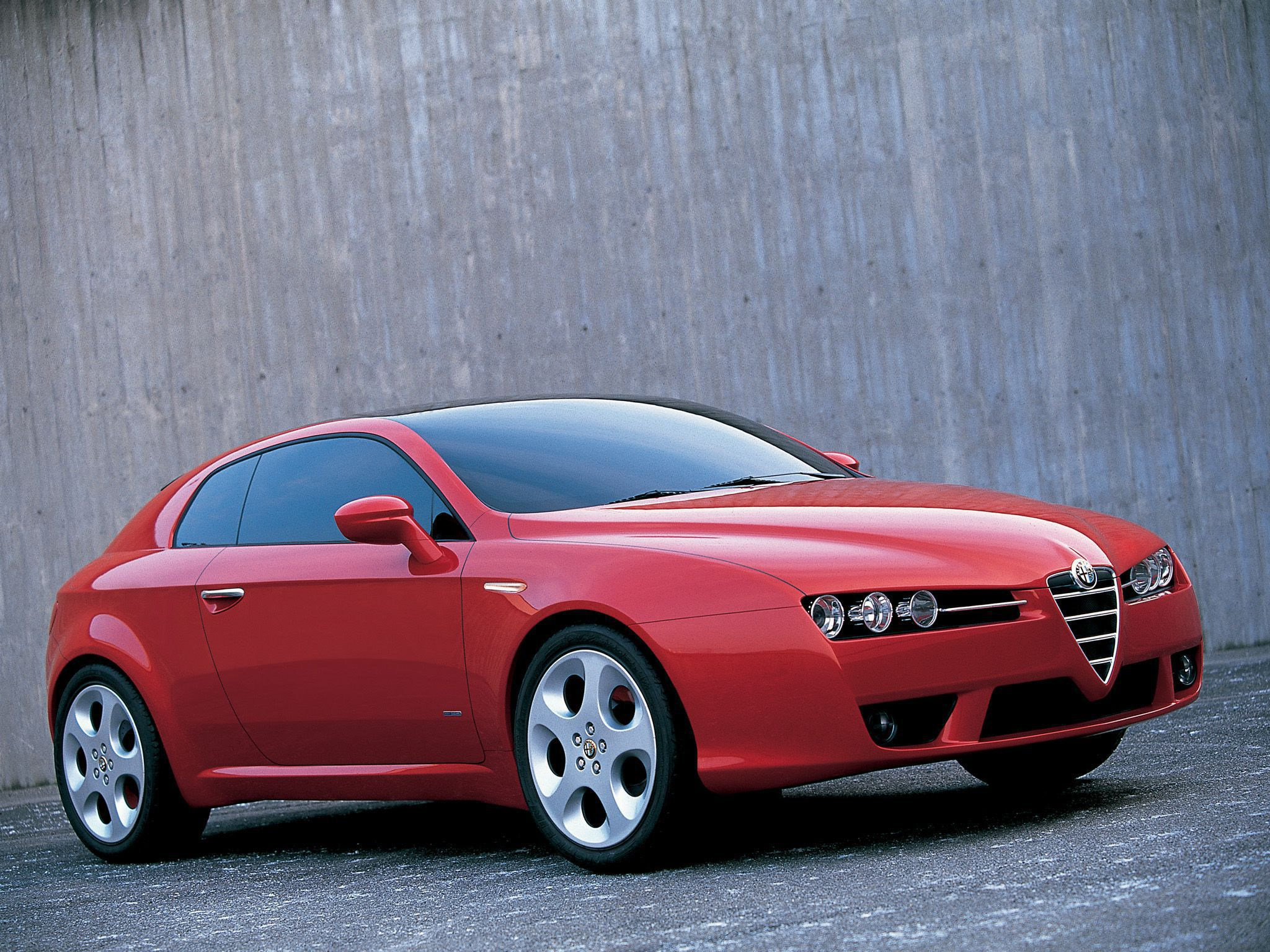 Alfa Romeo Brera For Desktop