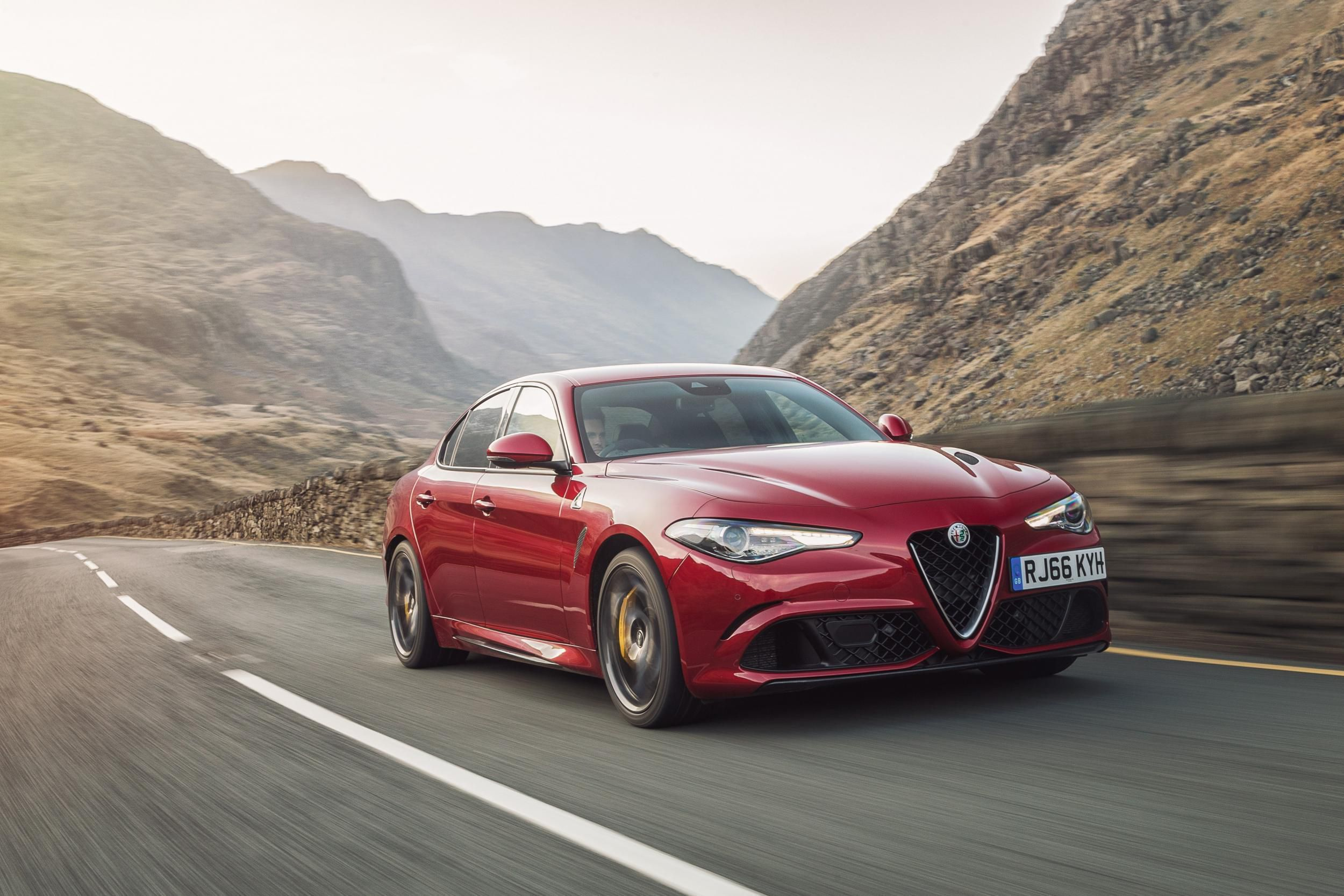 Alfa Romeo Giulia Beautiful