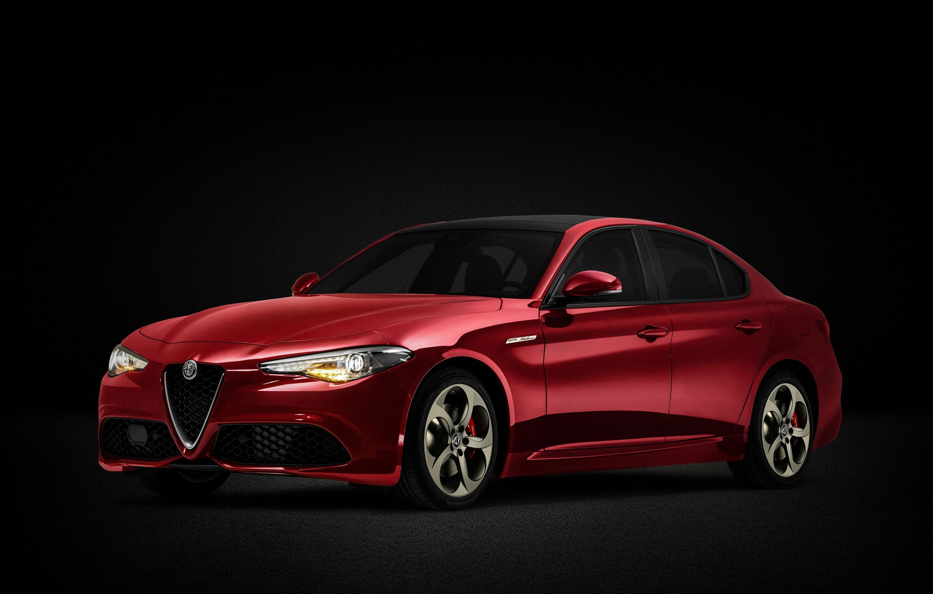 alfa romeo giulia wallpapers backgrounds. Black Bedroom Furniture Sets. Home Design Ideas