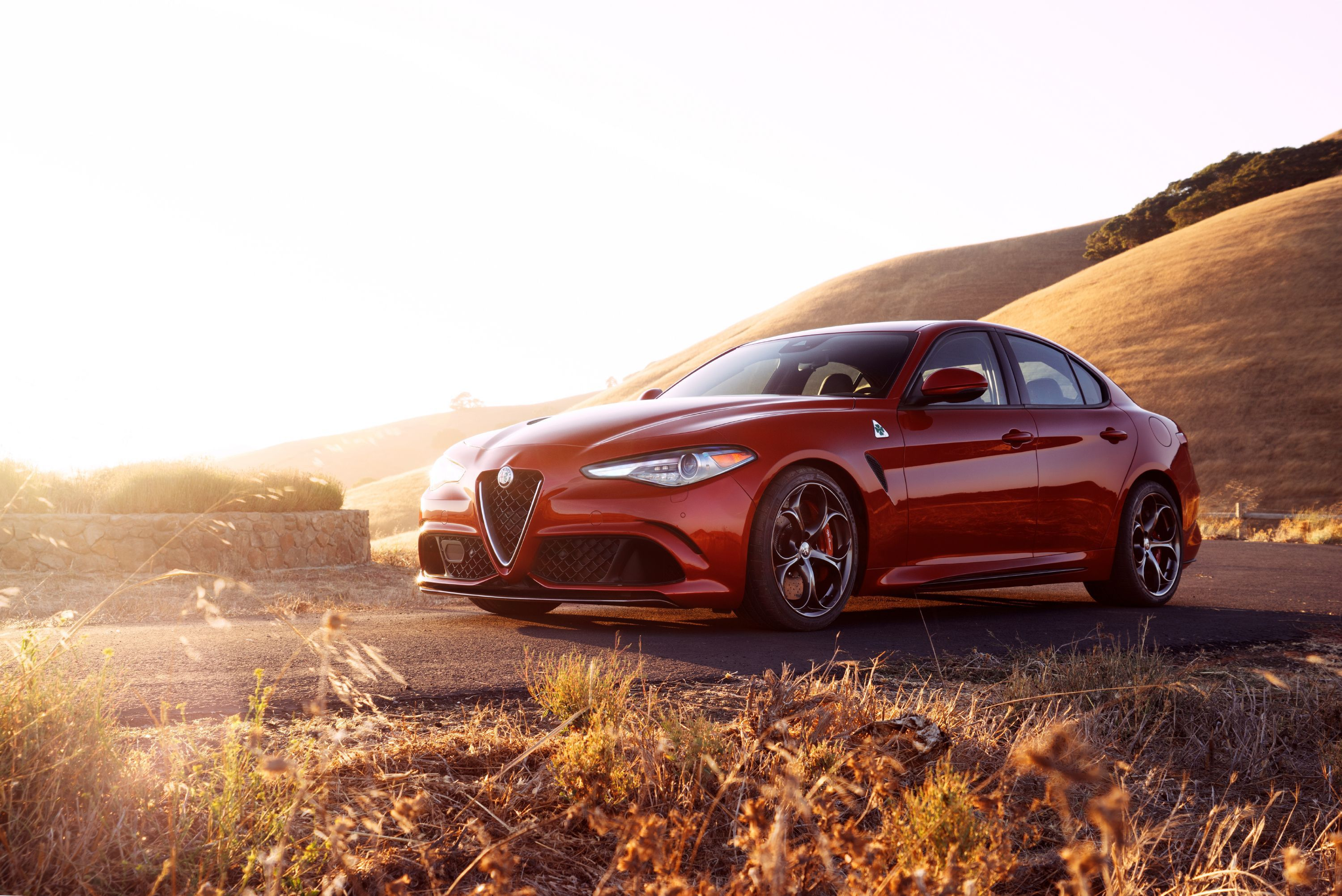 Alfa Romeo Giulia High Definition Wallpapers