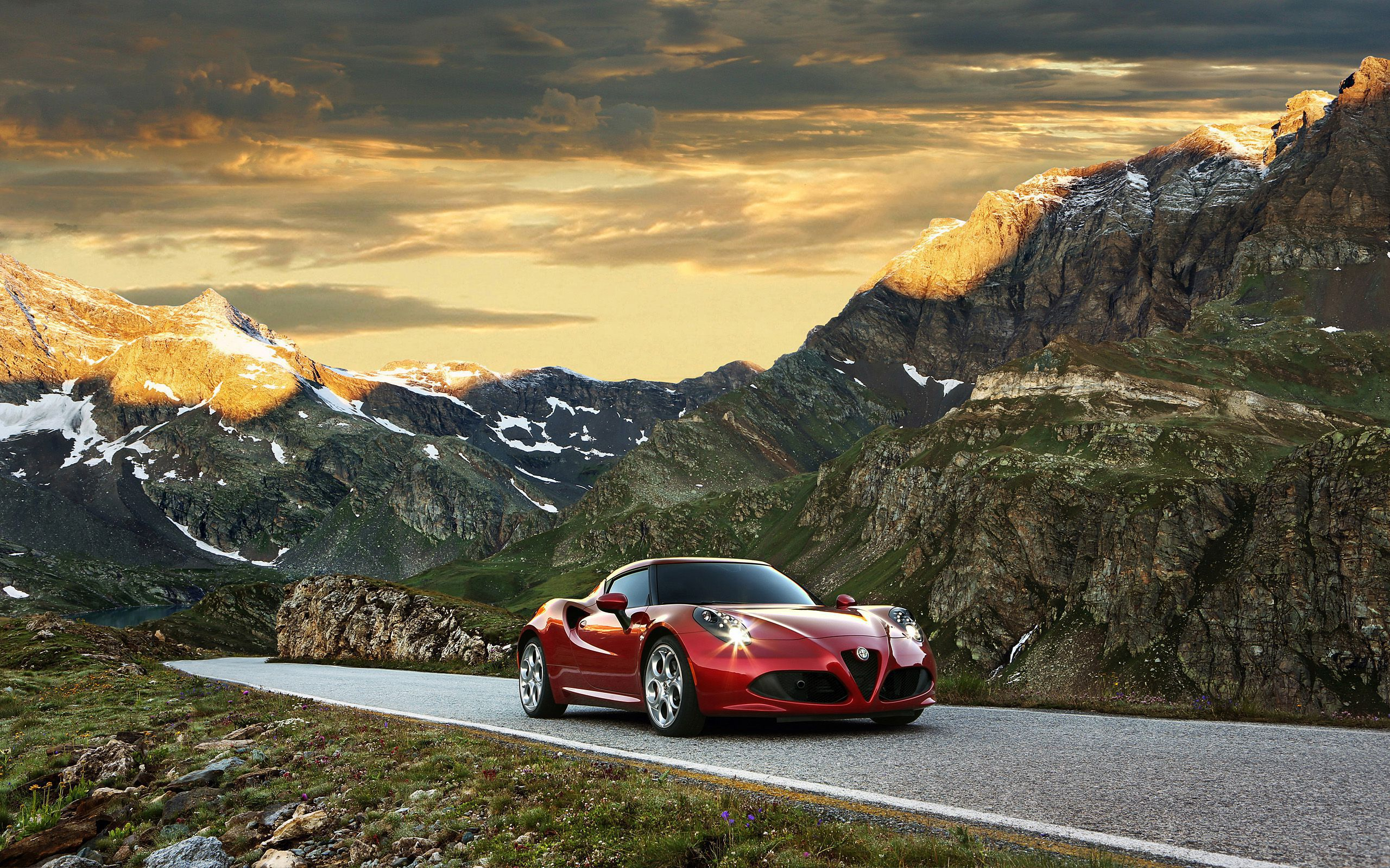 Alfa Romeo Spider In High Resolution