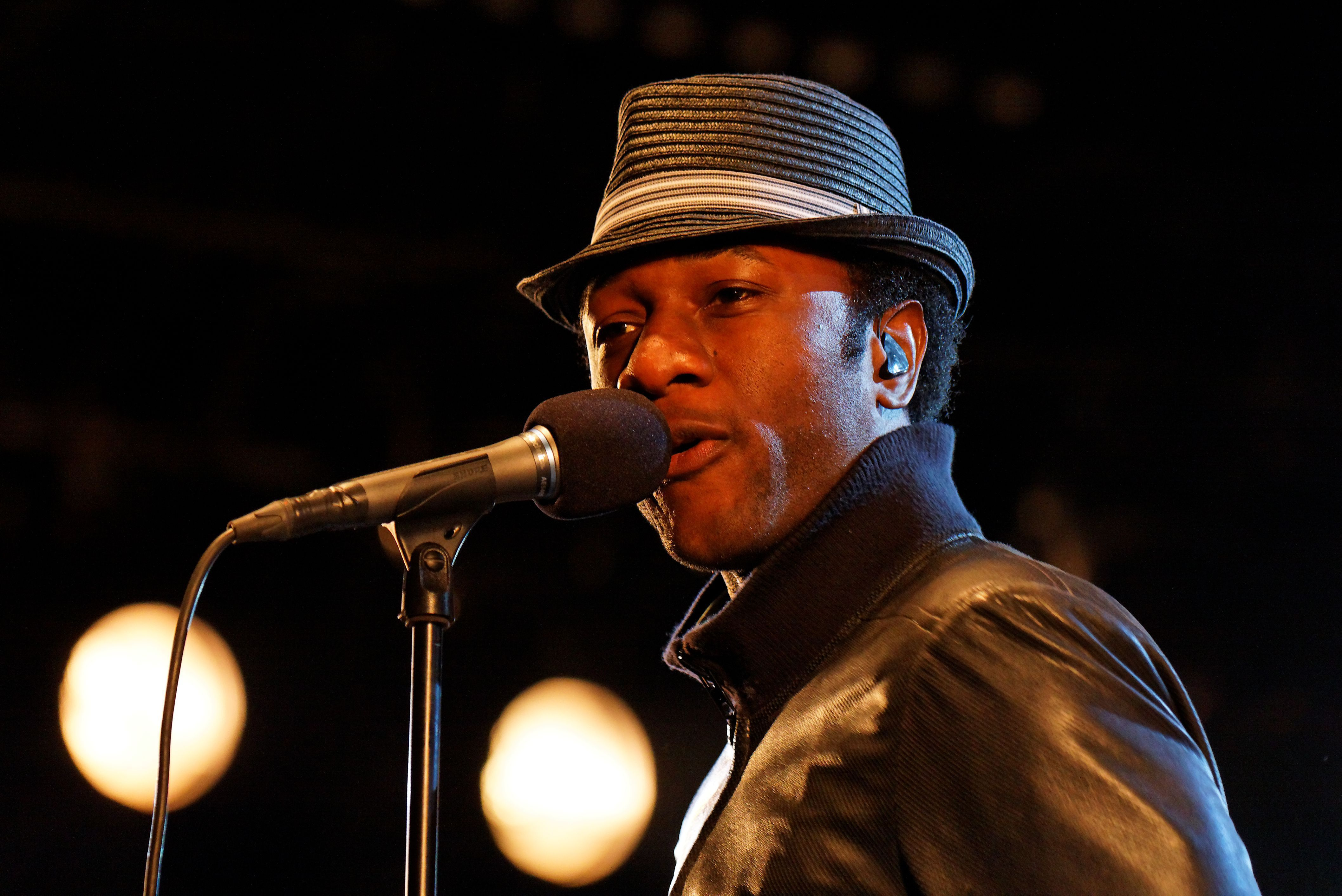 Aloe Blacc High Quality Wallpapers