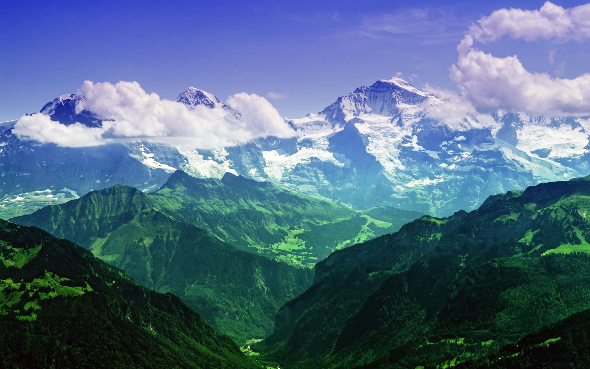 Alpes Desktop