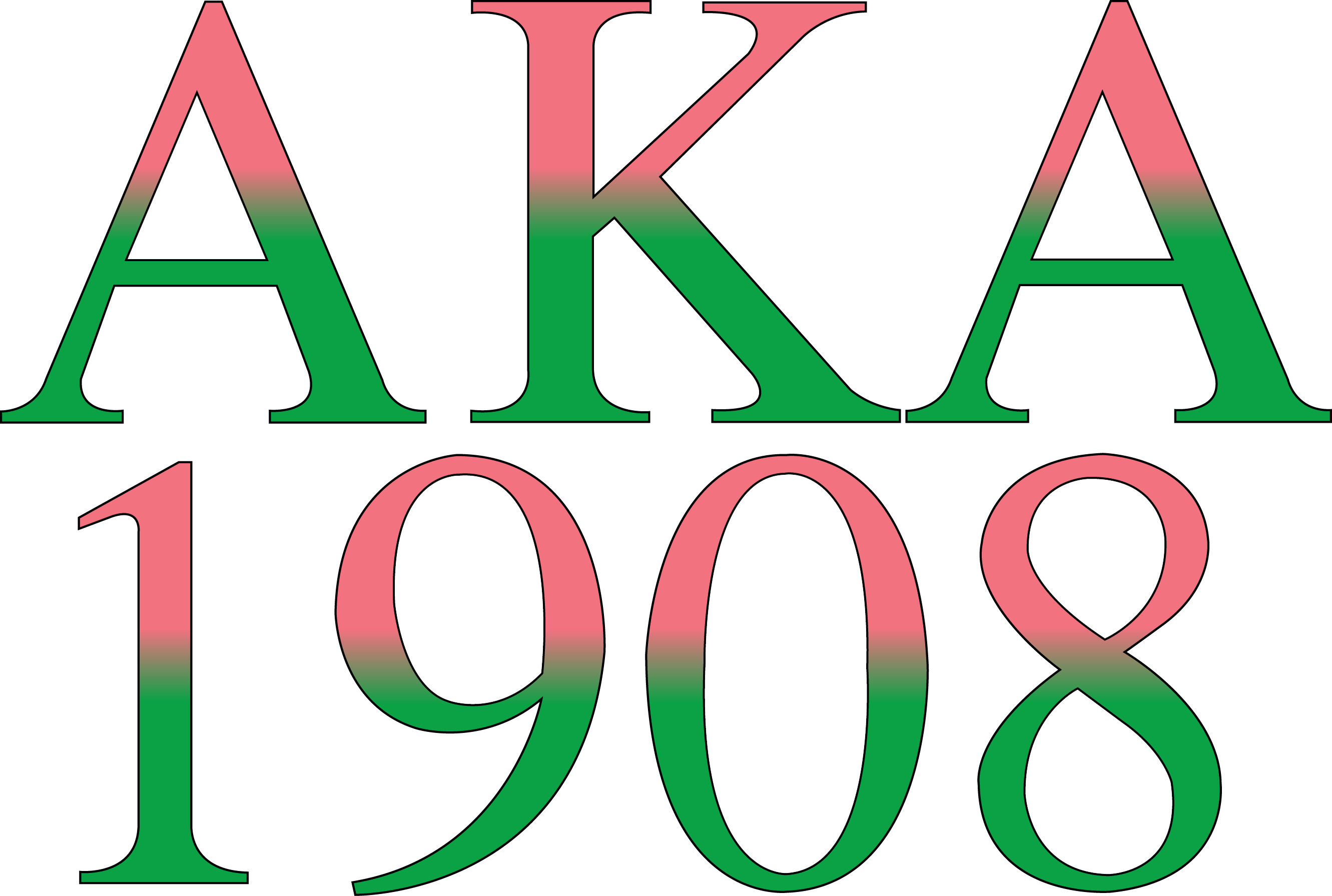 Alpha Kappa Alpha Photos
