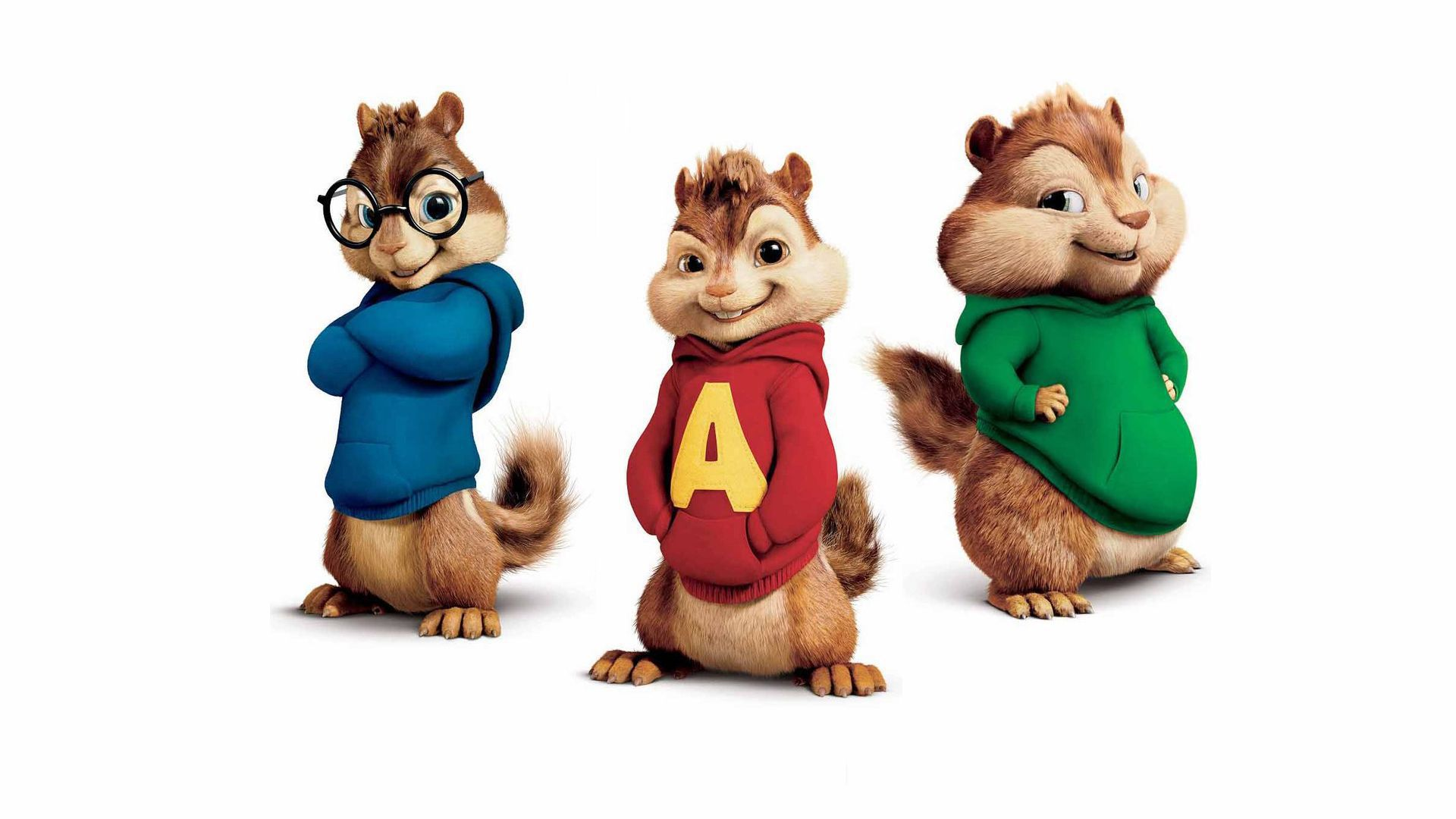 Alvin And The Chipmunks Beautiful
