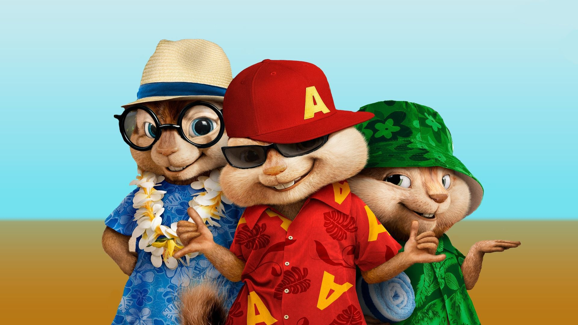 Alvin And The Chipmunks Computer Wallpaper