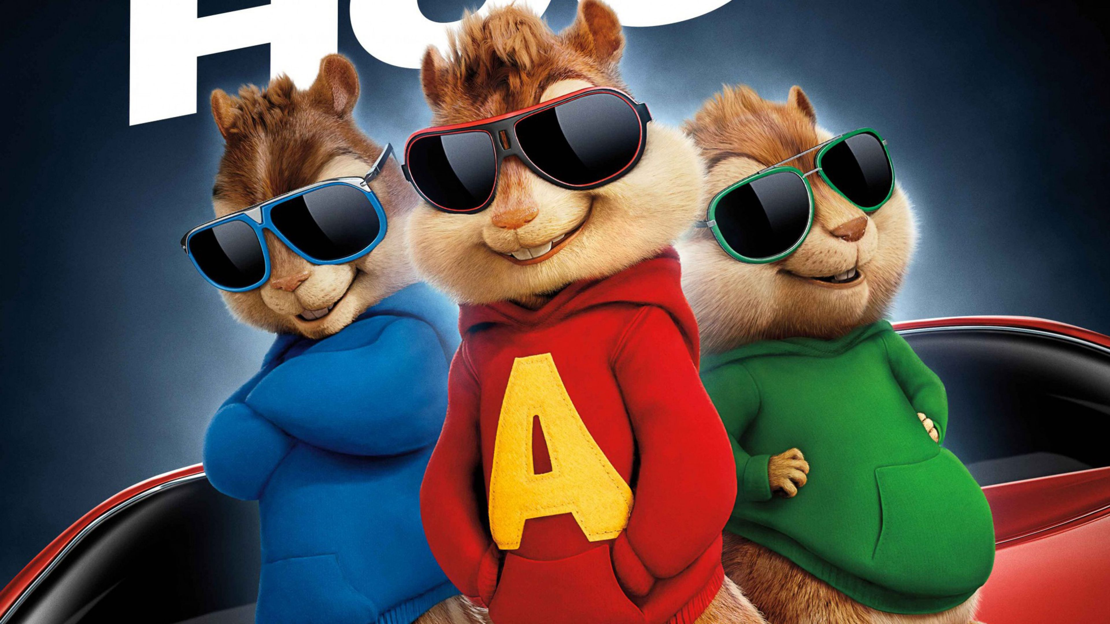 Alvin And The Chipmunks Desktop