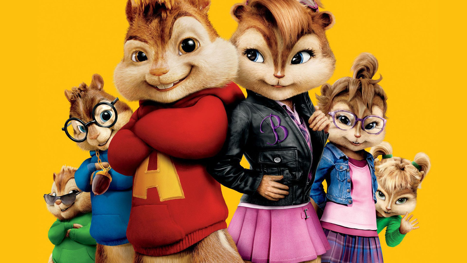 Alvin And The Chipmunks High Definition Wallpapers