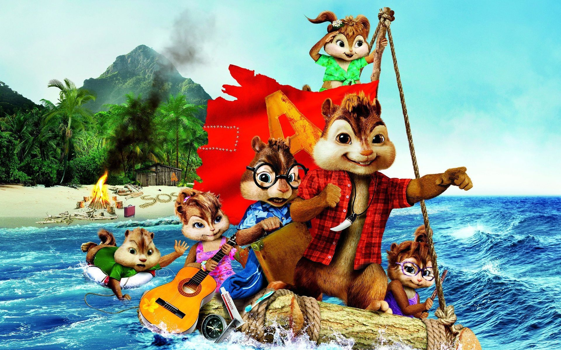 Alvin And The Chipmunks Wallpapers