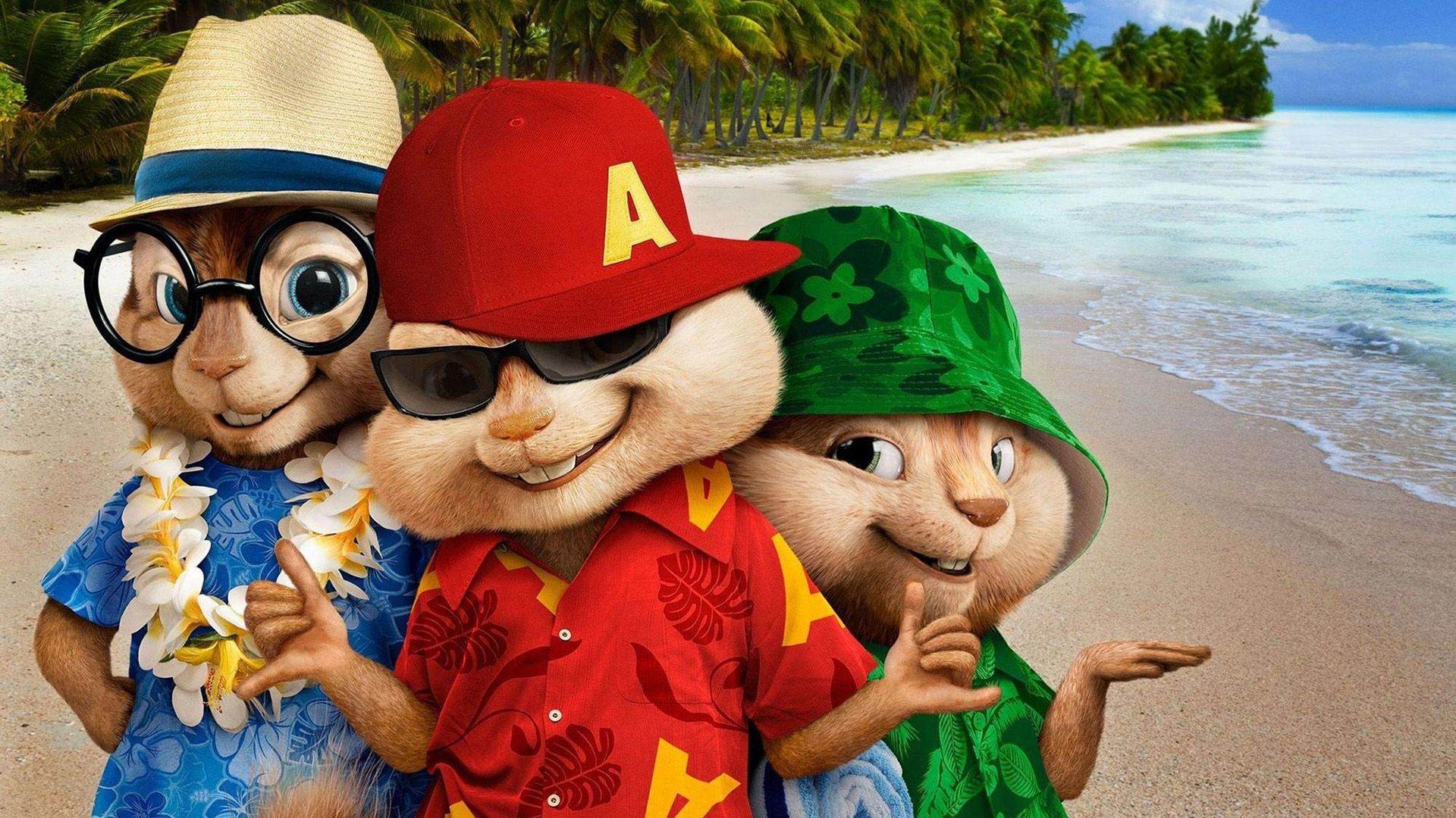 Alvin And The Chipmunks Widescreen