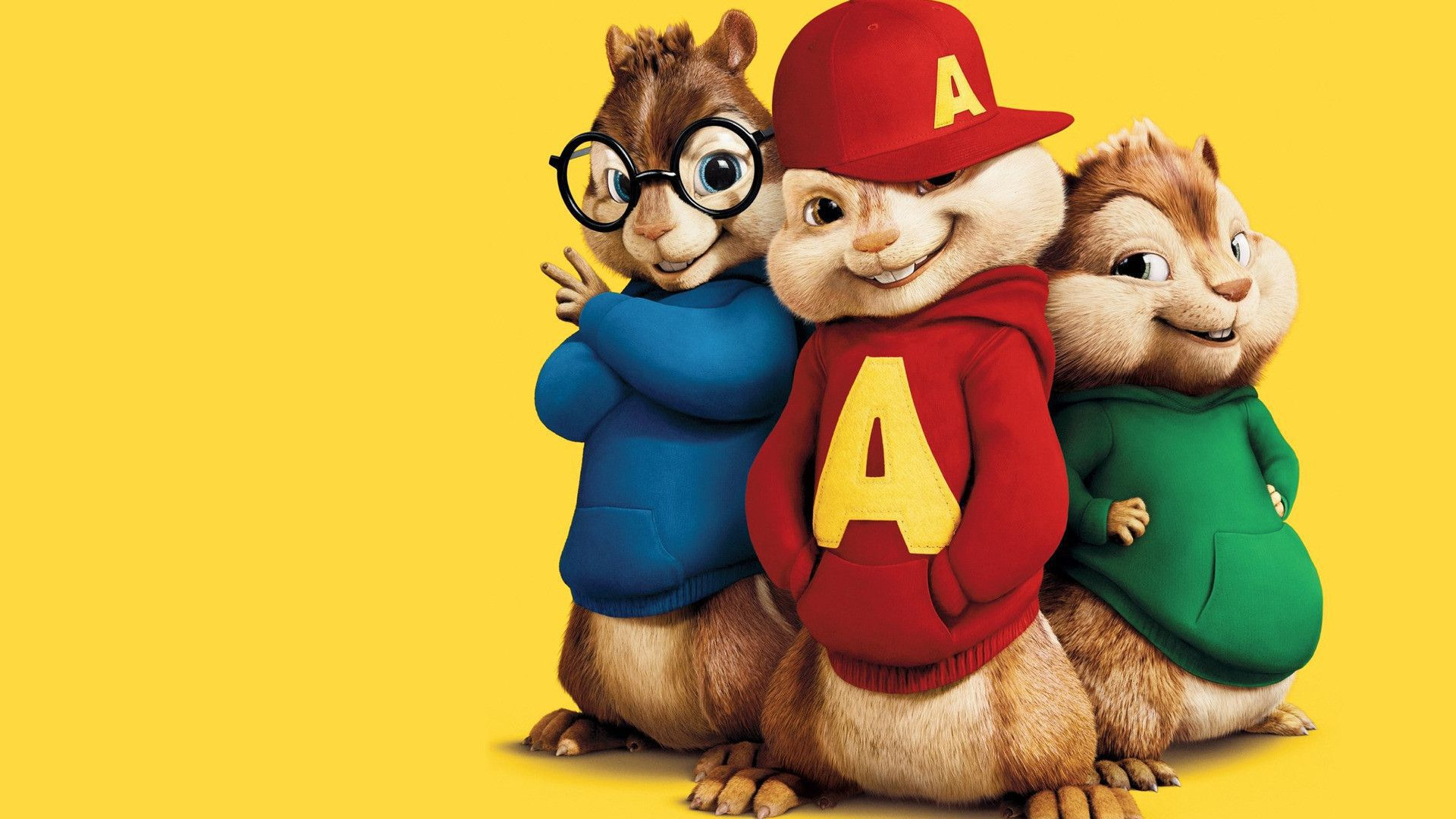 Alvin And The Chipmunks For Desktop