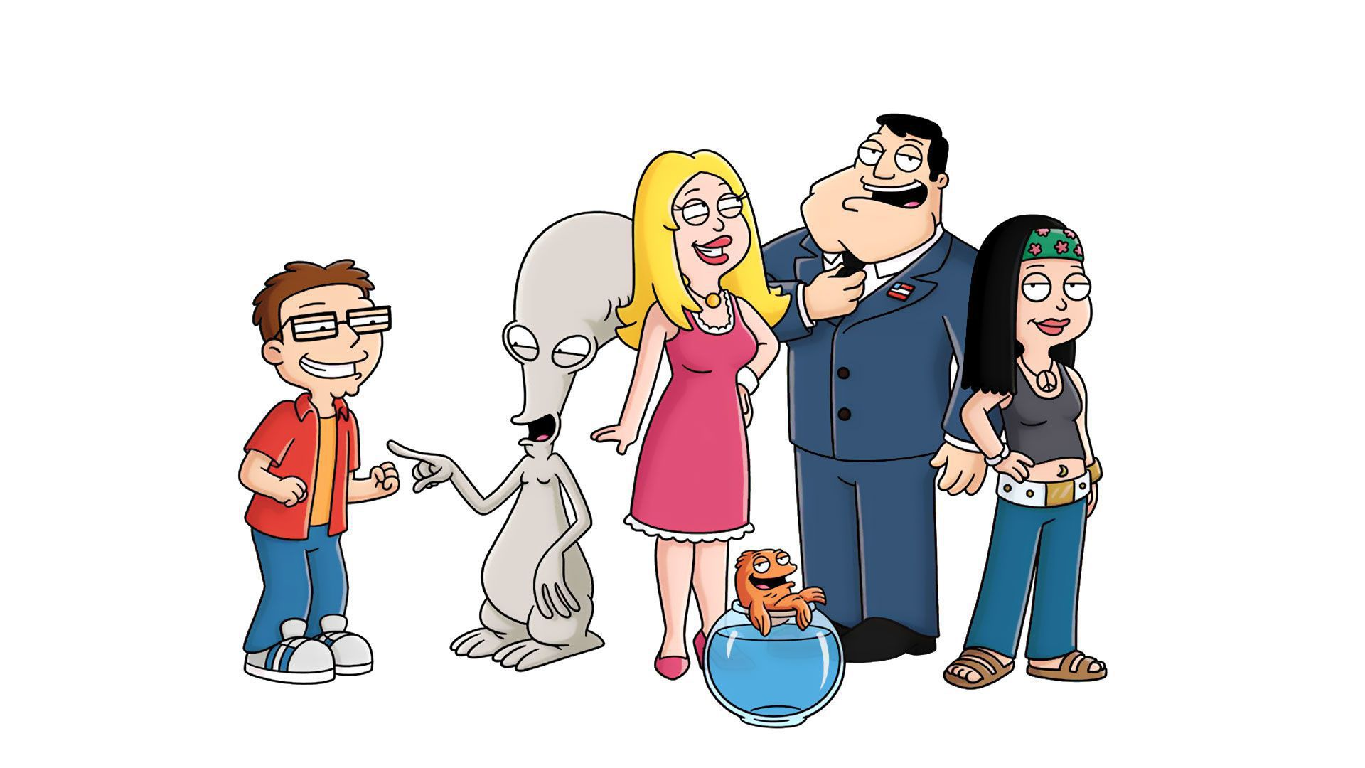 American Dad High Quality Wallpapers