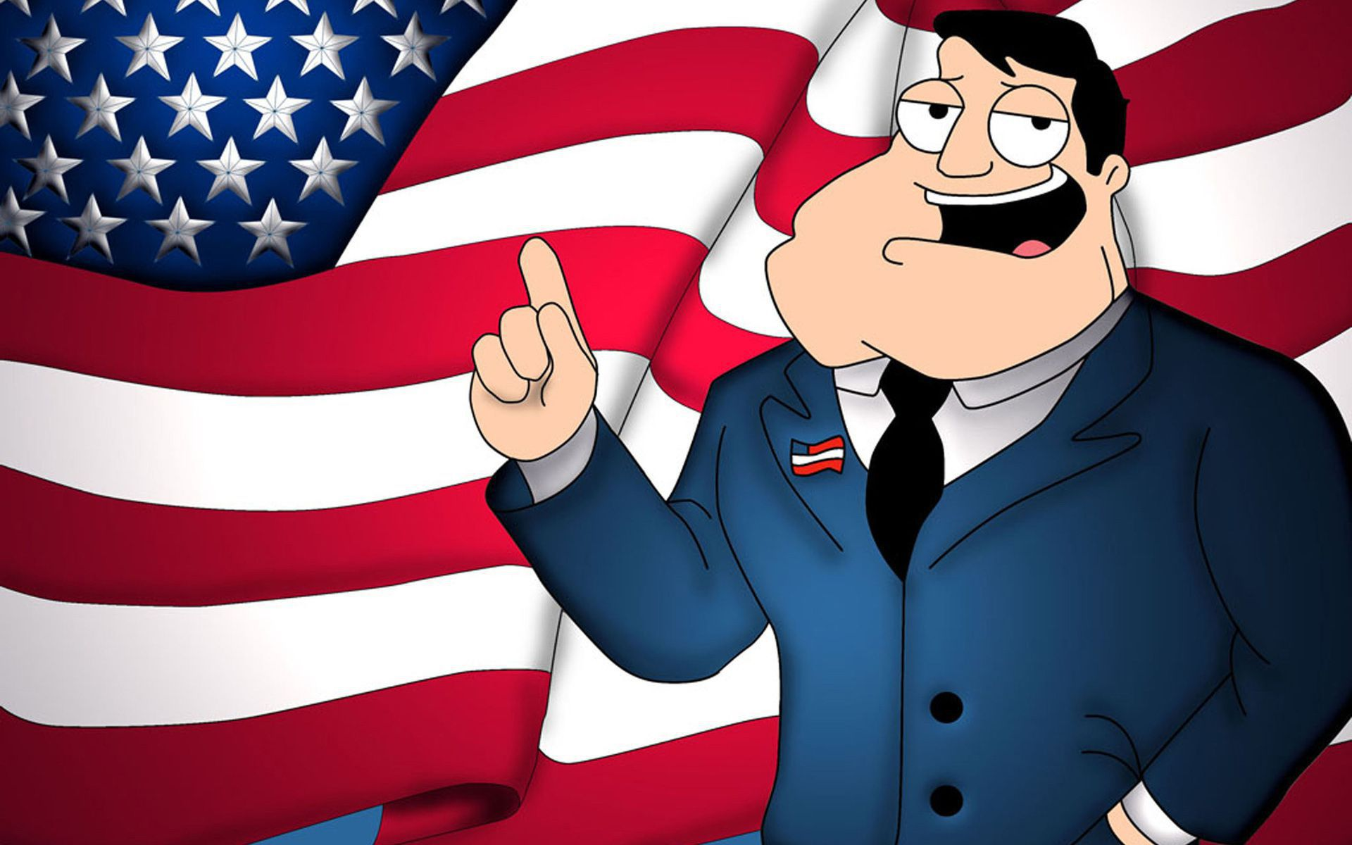 American Dad Photos