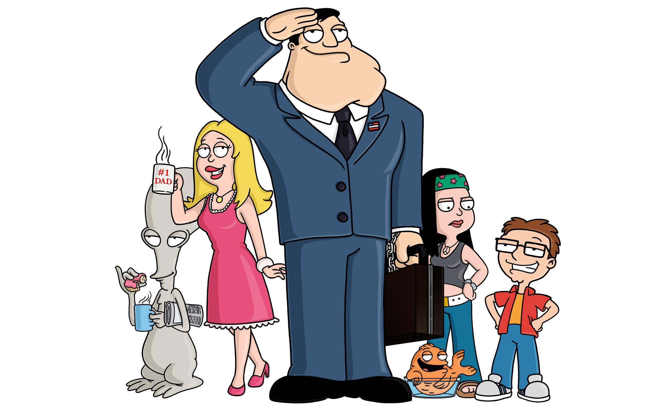 American Dad Wallpaper