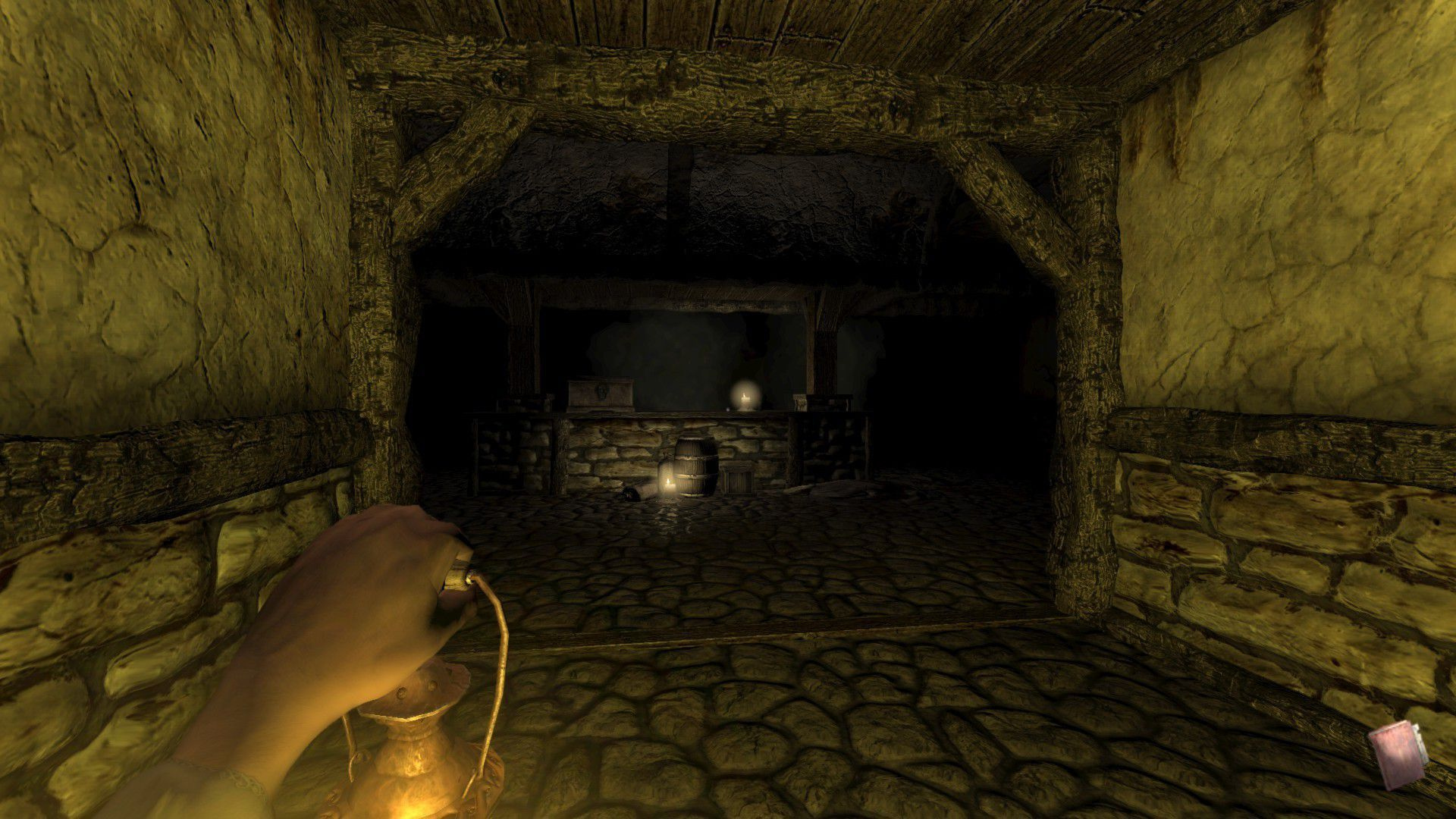 Amnesia The Dark Descent Widescreen