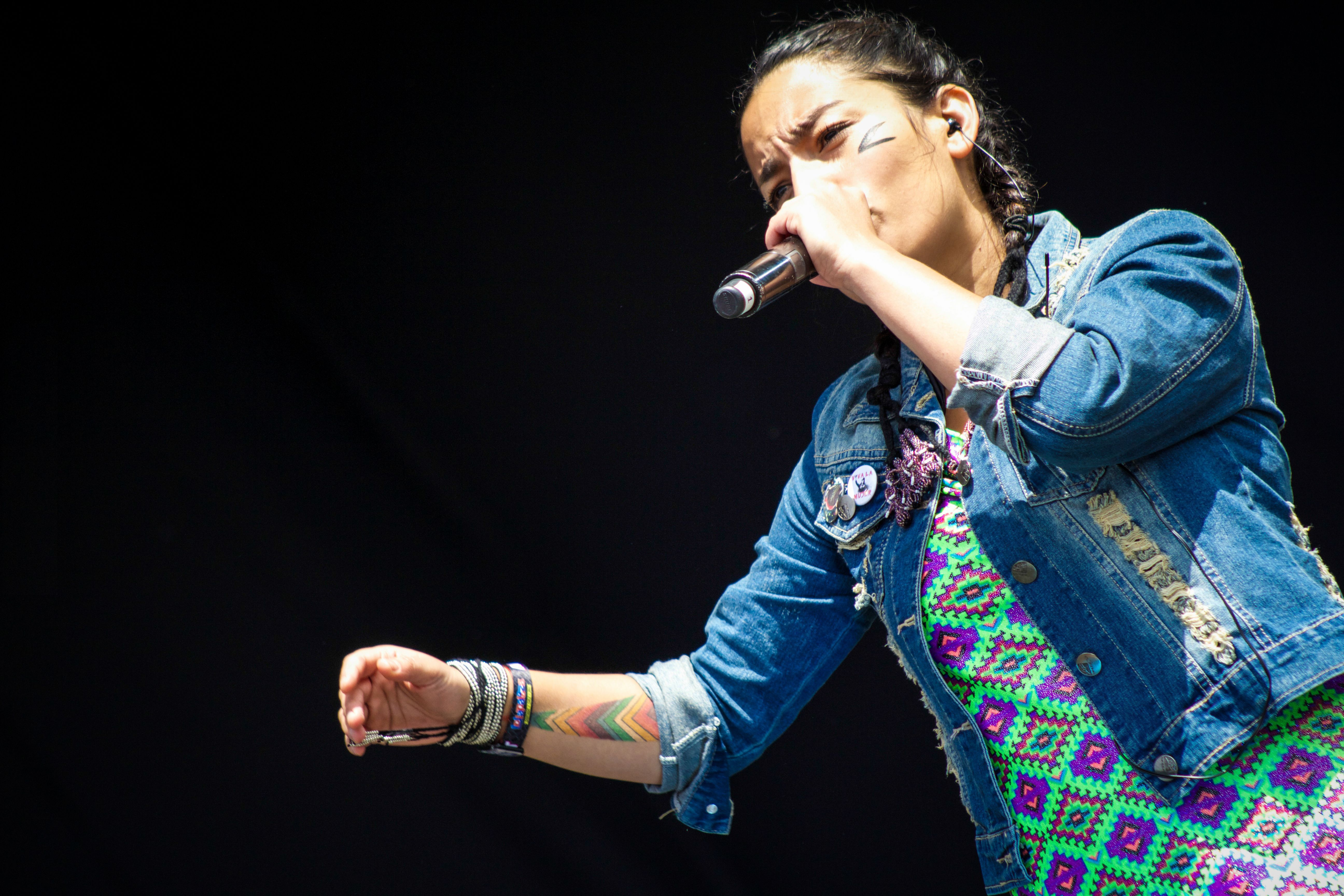 Ana Tijoux Beautiful