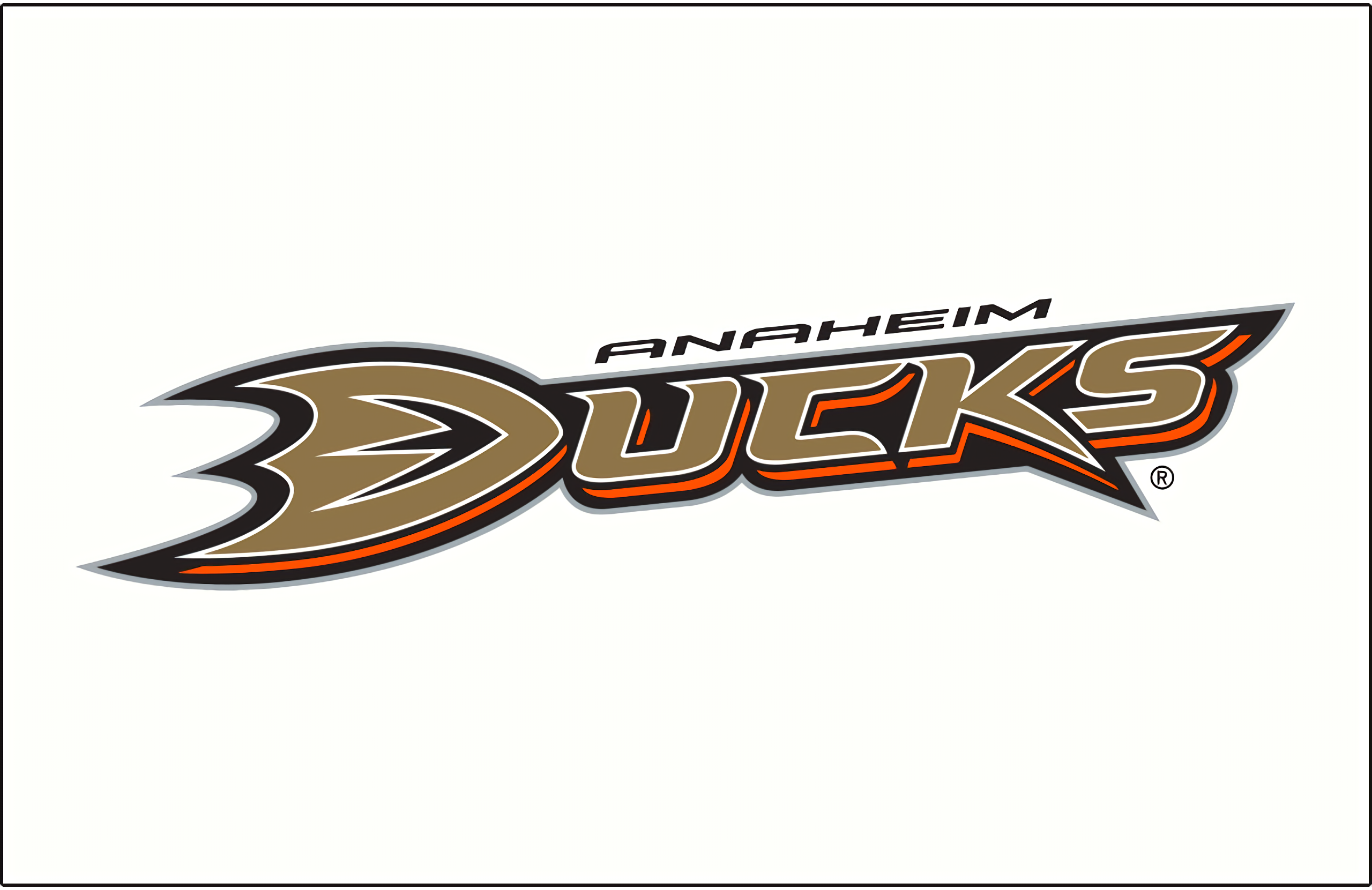 Anaheim Ducks Widescreen