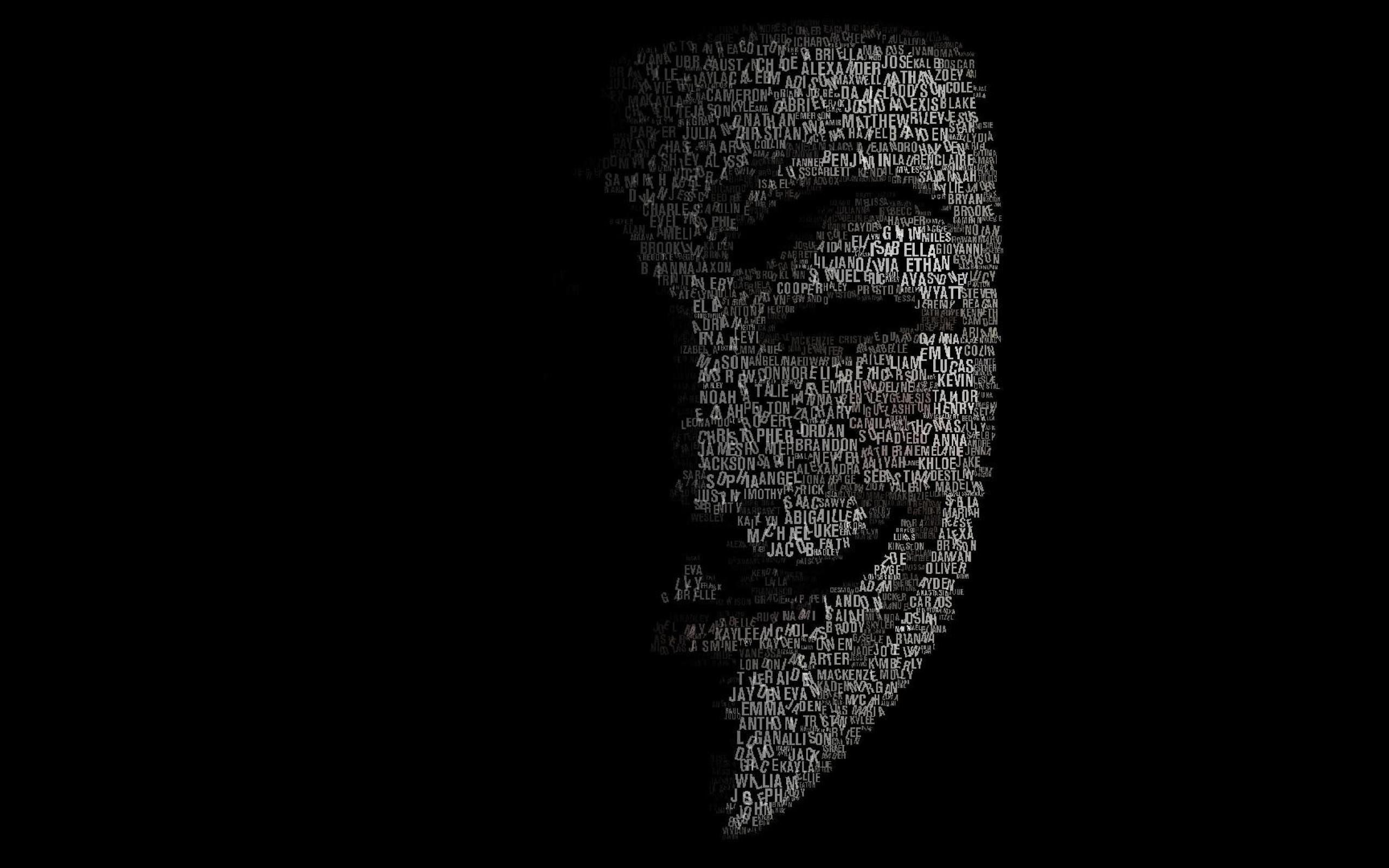 Anonymous HD Desktop