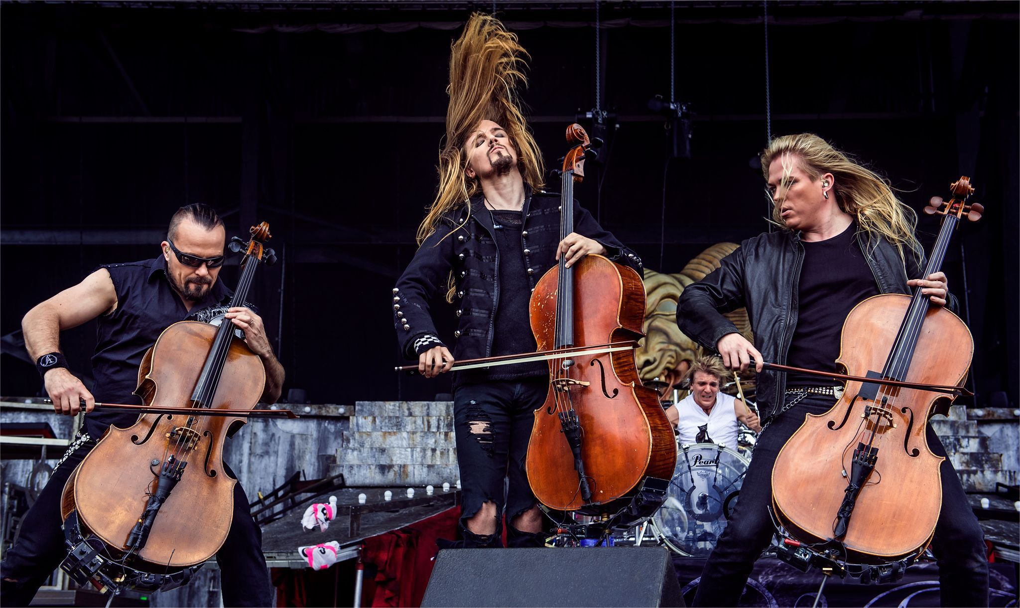 Apocalyptica HD Background