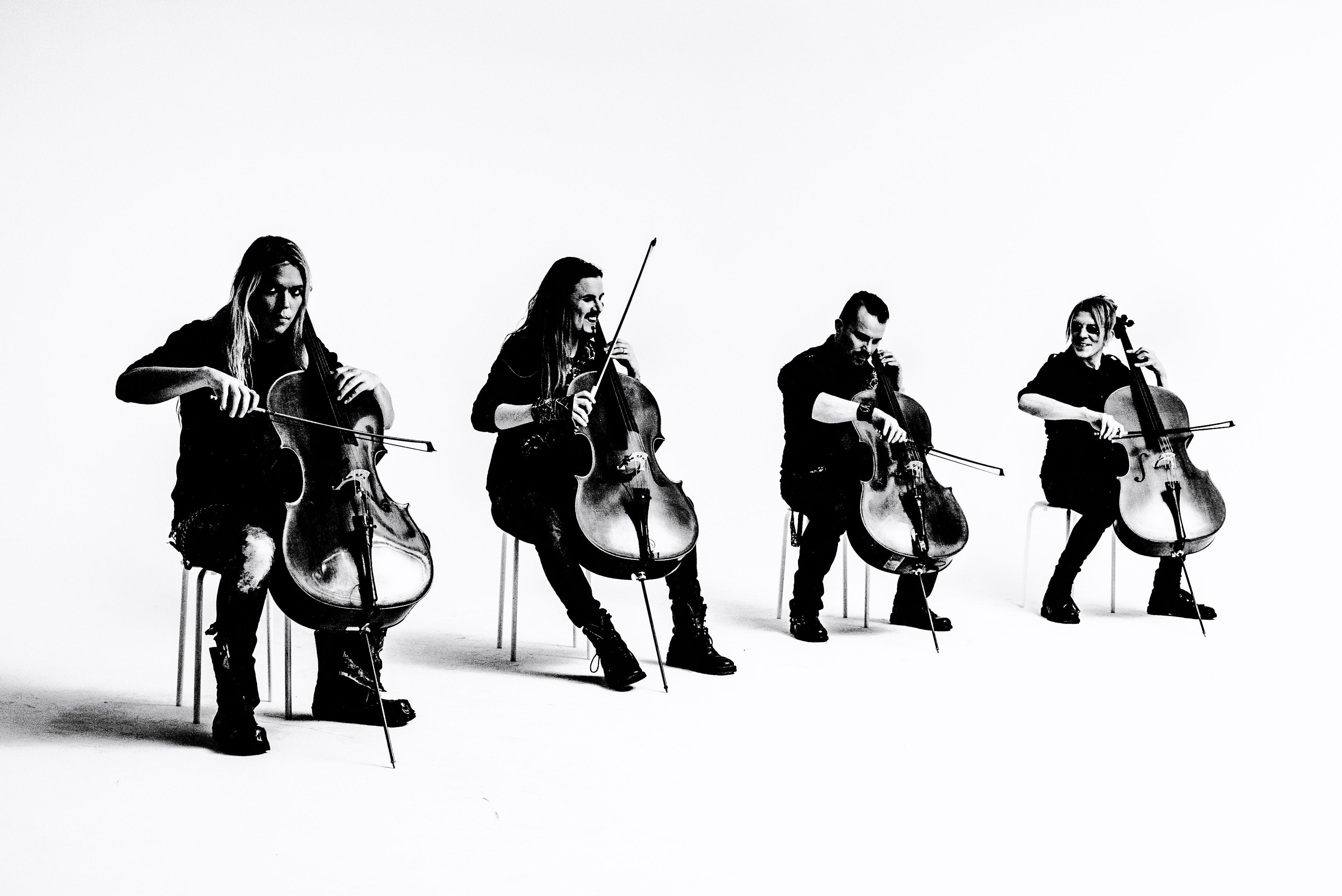 Apocalyptica HD Wallpaper