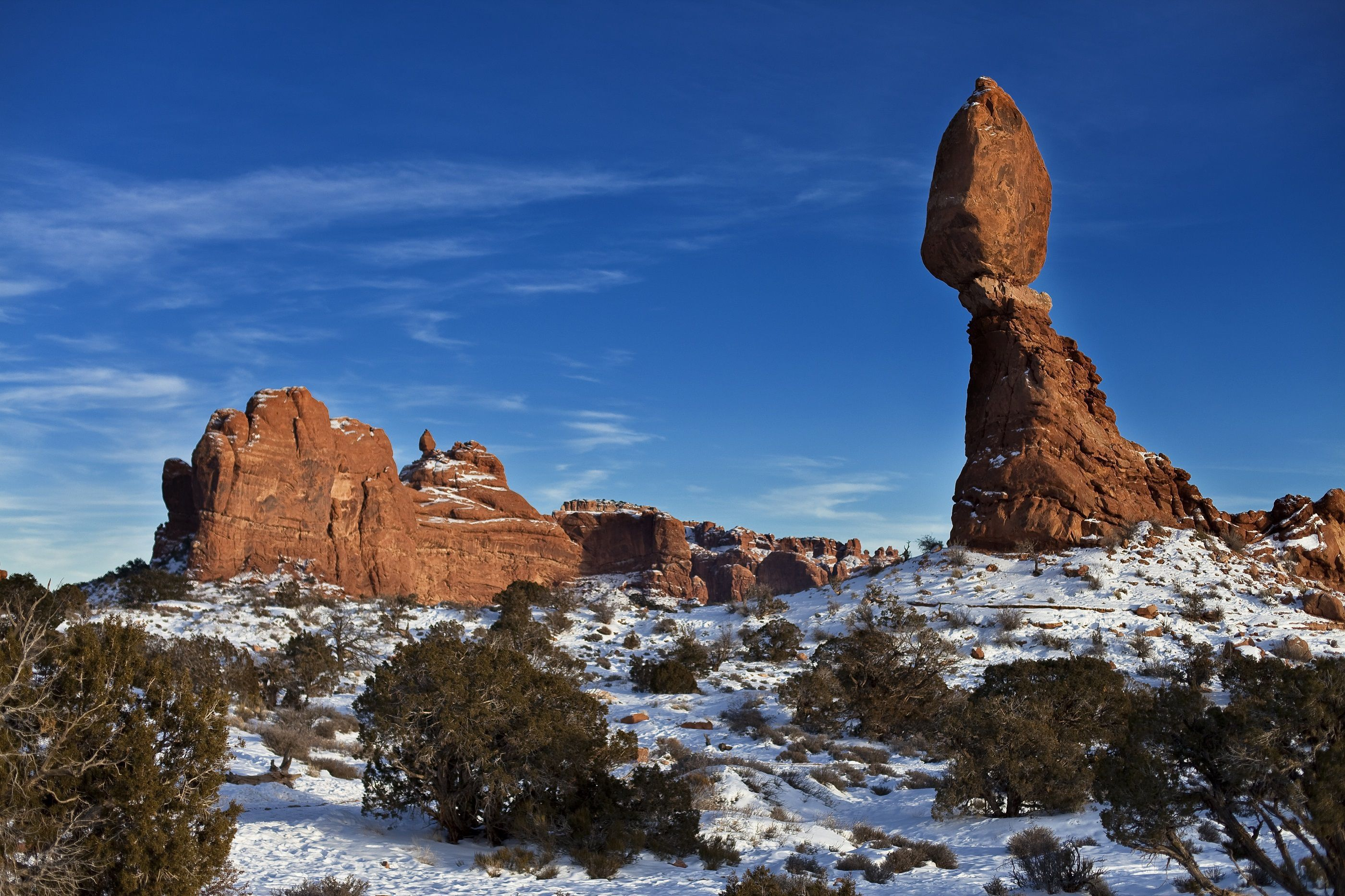 Arches National Park Background