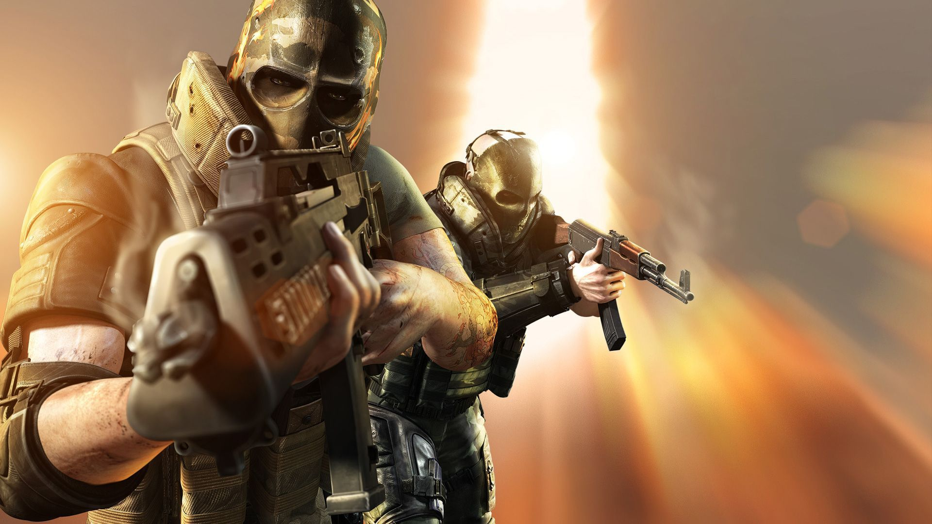 Army Of Two Wallpapers HD