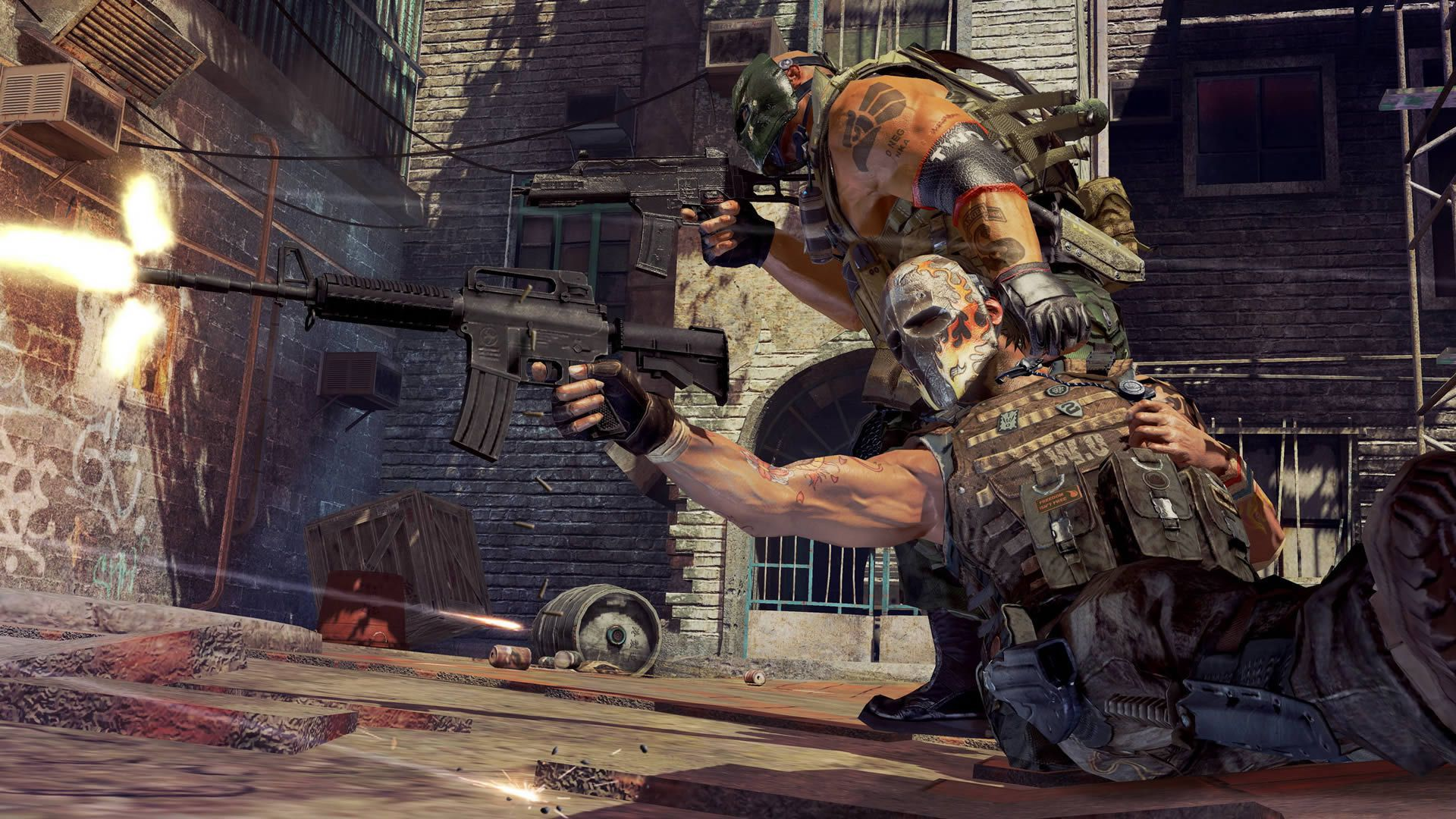 Army Of Two Wallpapers
