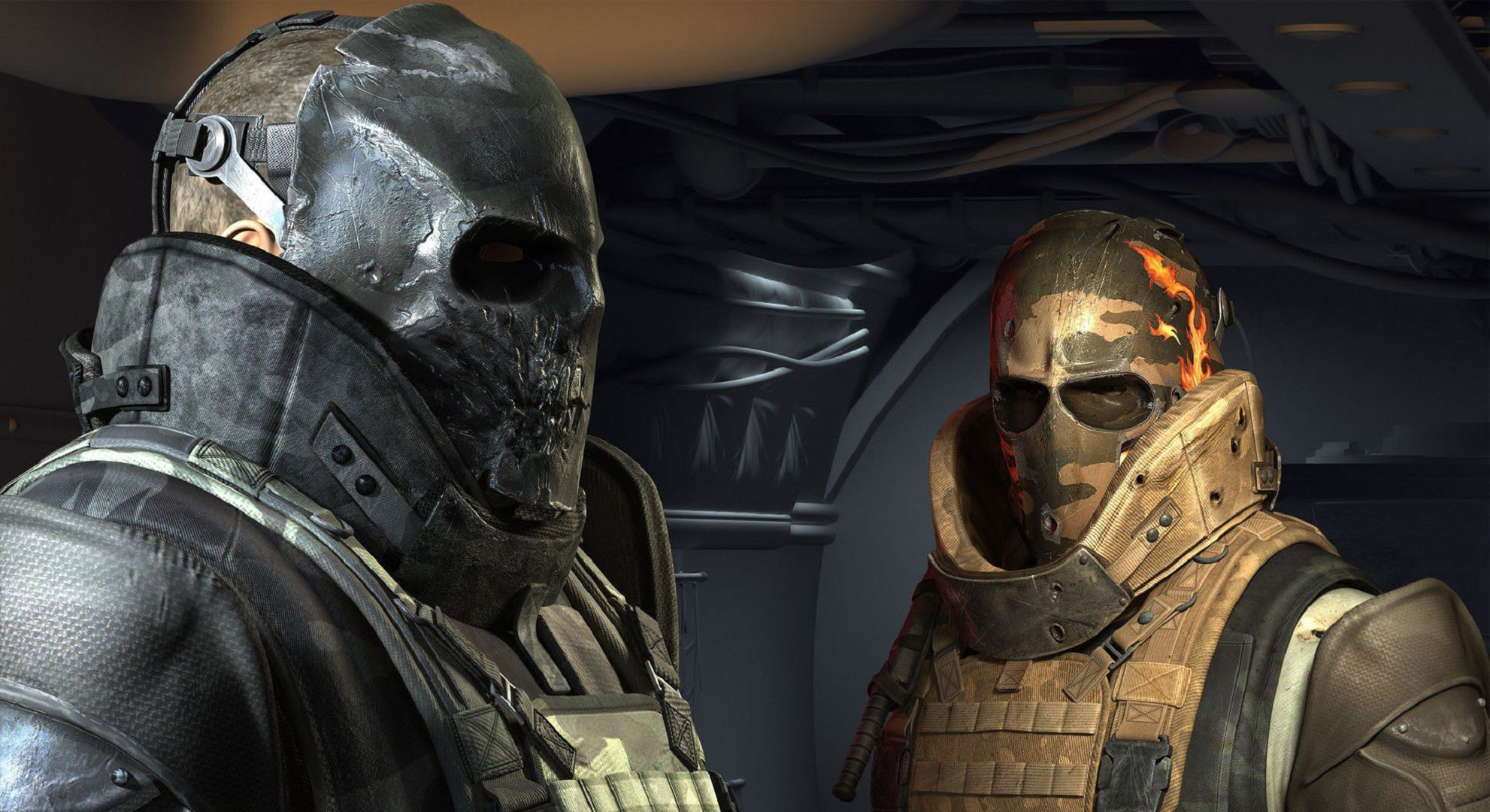 Army Of Two For Desktop