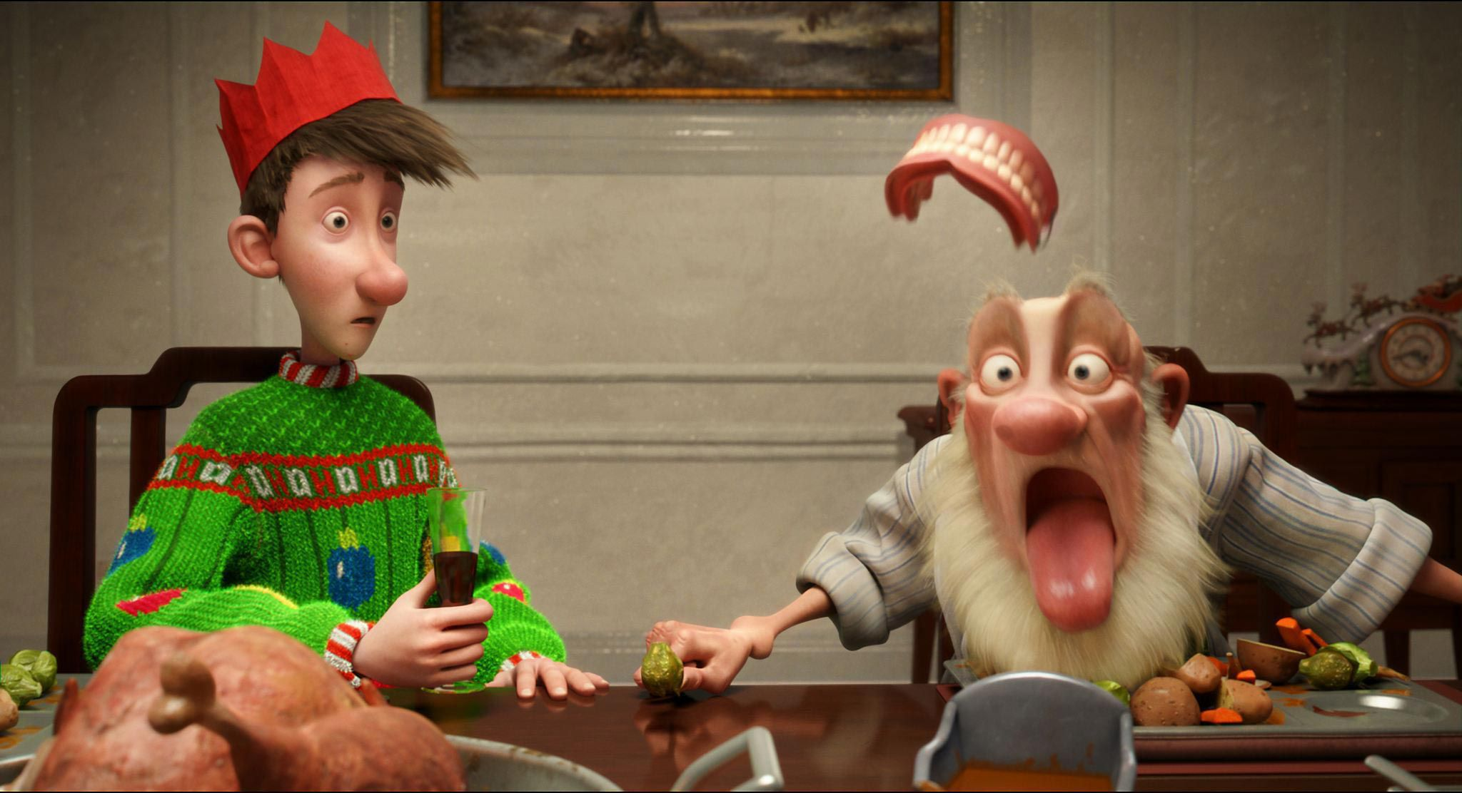 Arthur Christmas HD Wallpaper