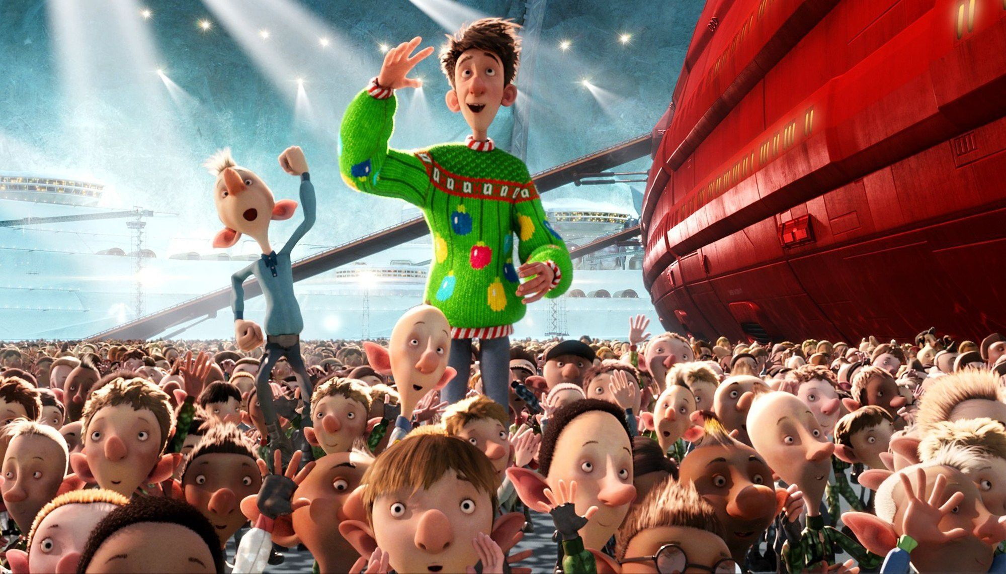Arthur Christmas High Quality Wallpapers