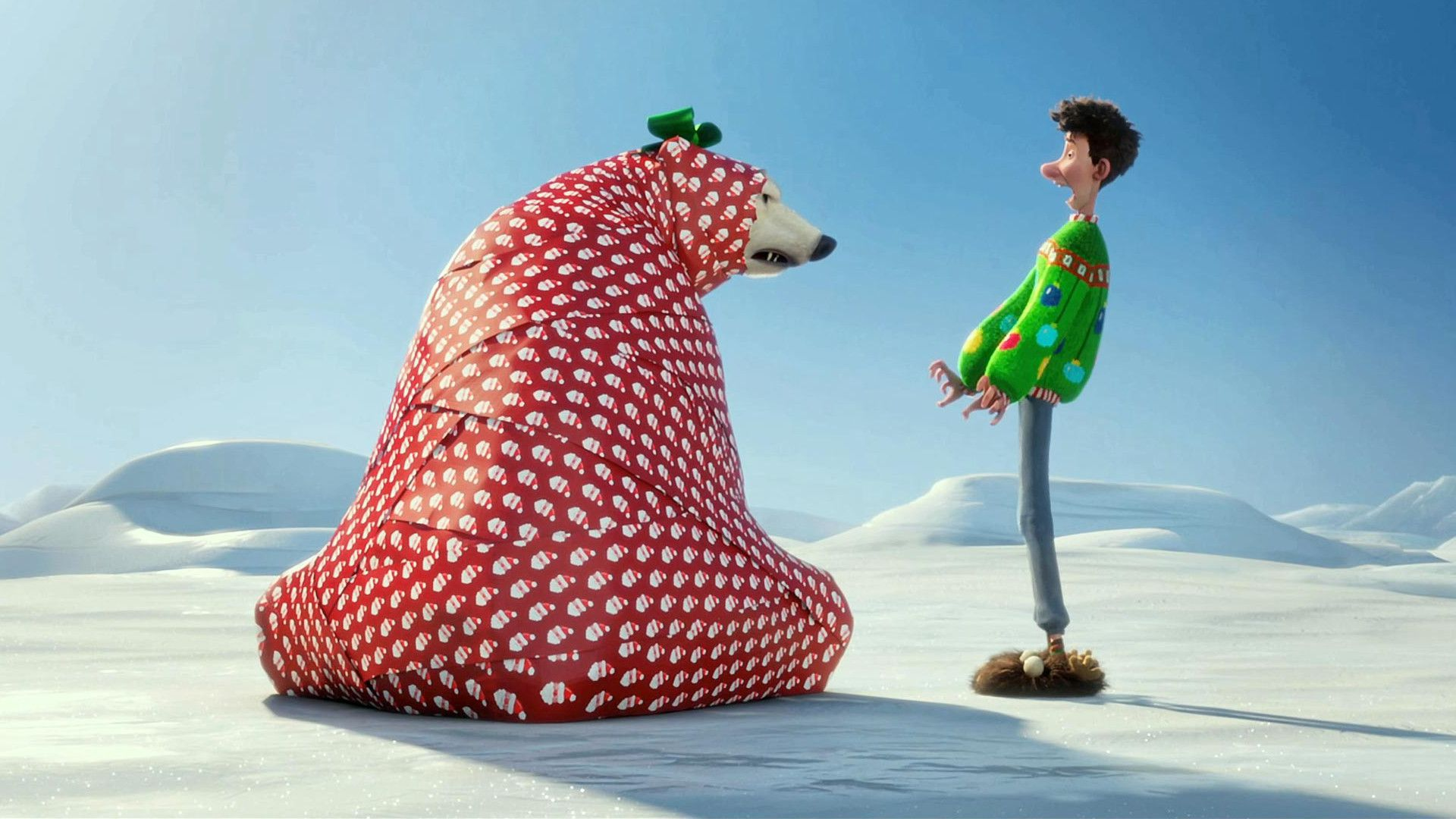 Arthur Christmas Wallpapers HD