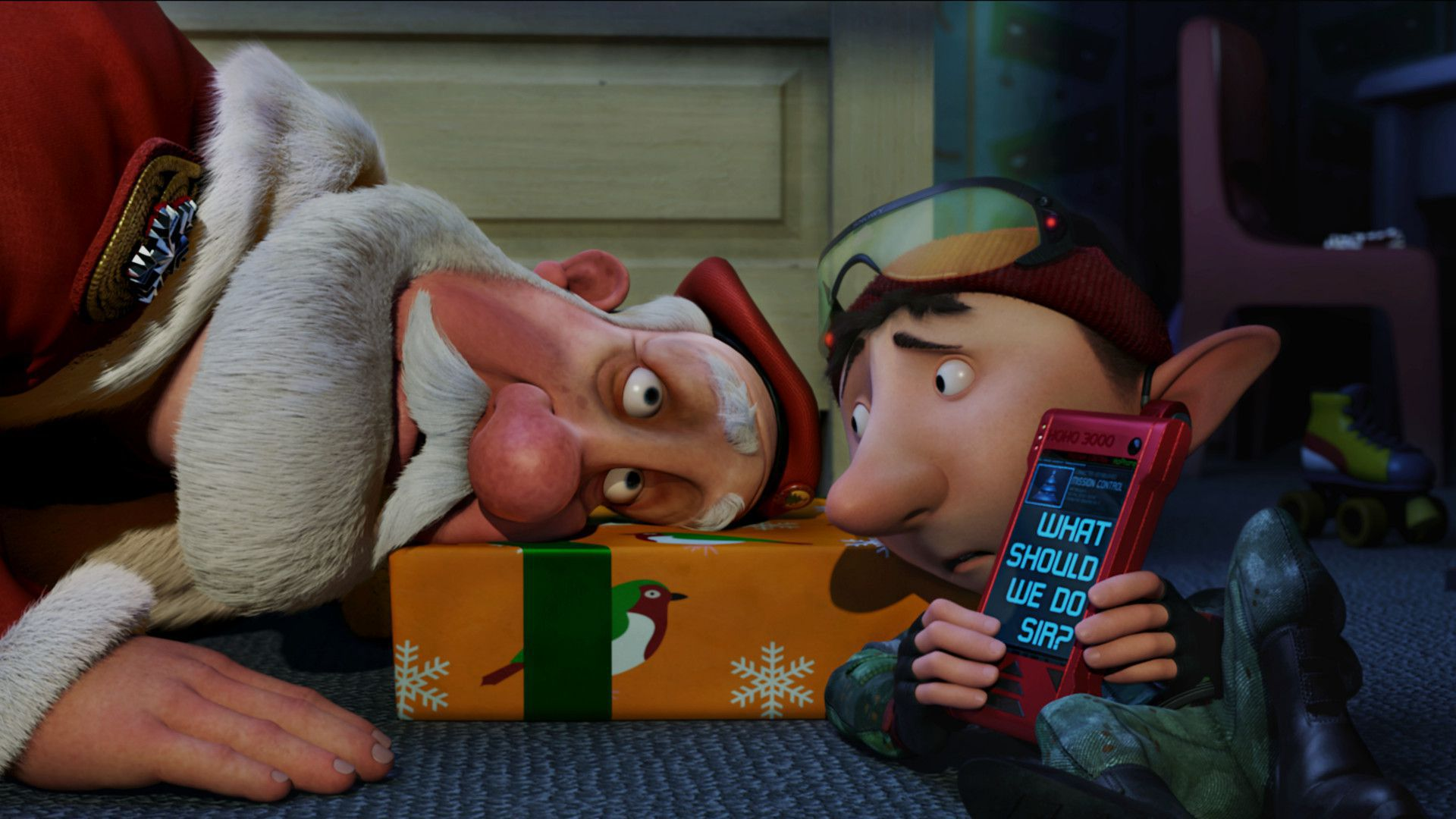 Arthur Christmas Tumblr