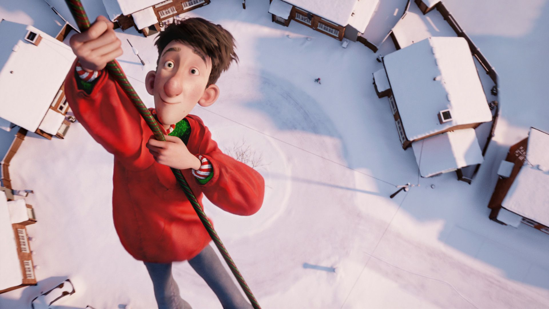 Arthur Christmas Wallpaper Pack