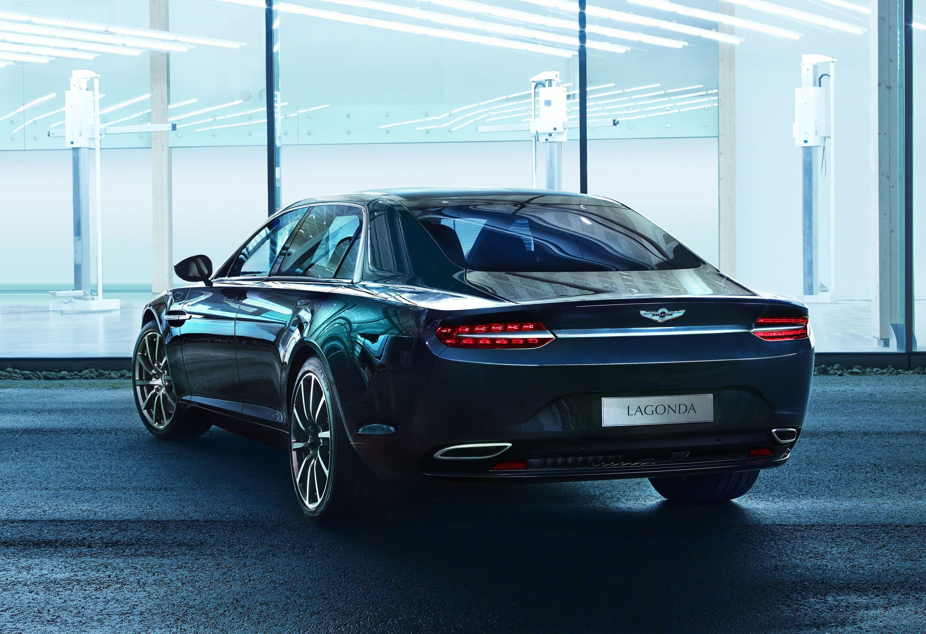 Aston Martin Lagonda Beautiful