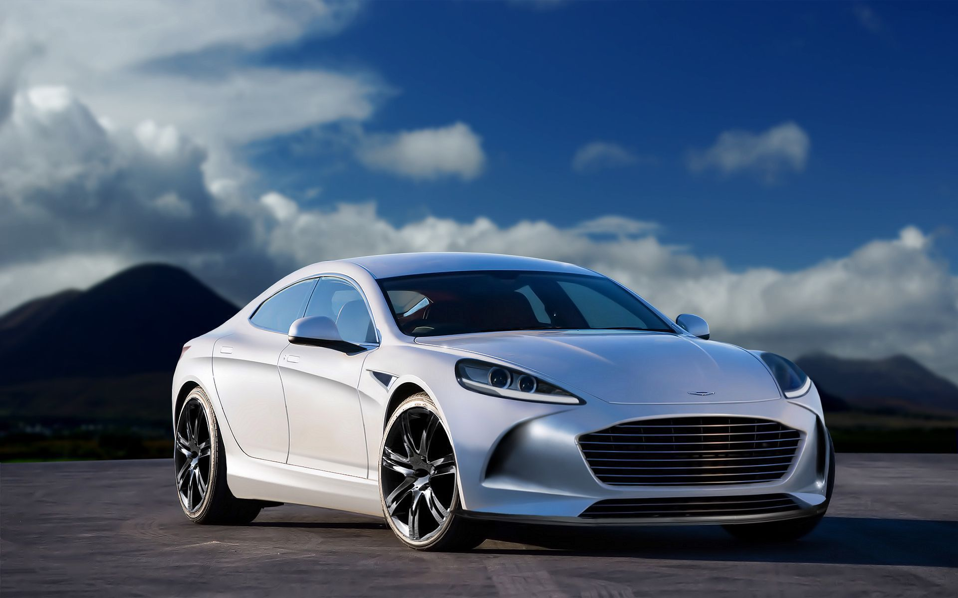Aston Martin Lagonda Wallpaper