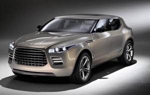 Aston Martin Lagonda Wallpapers HD