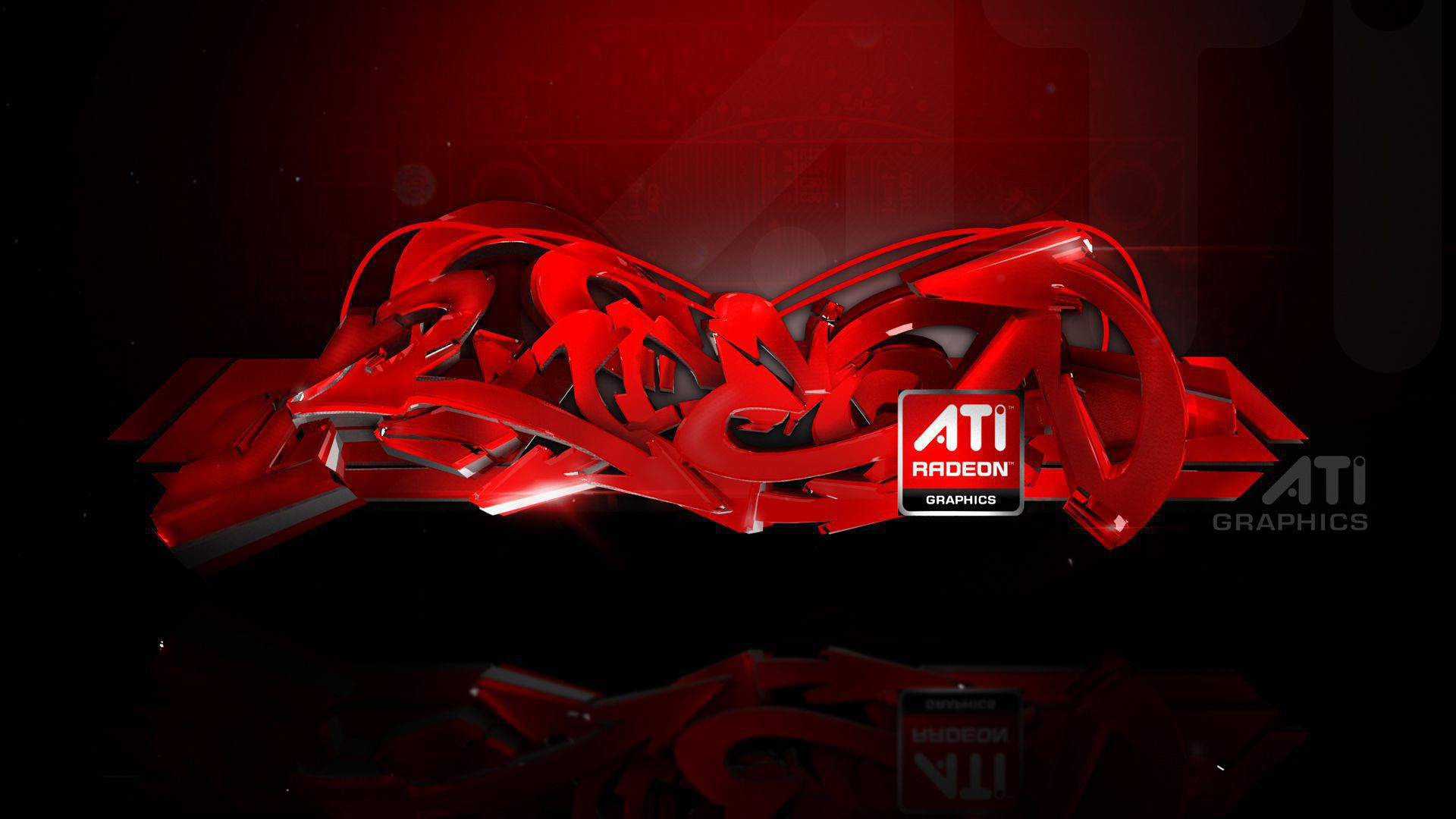 Ati Radeon Wallpapers HD